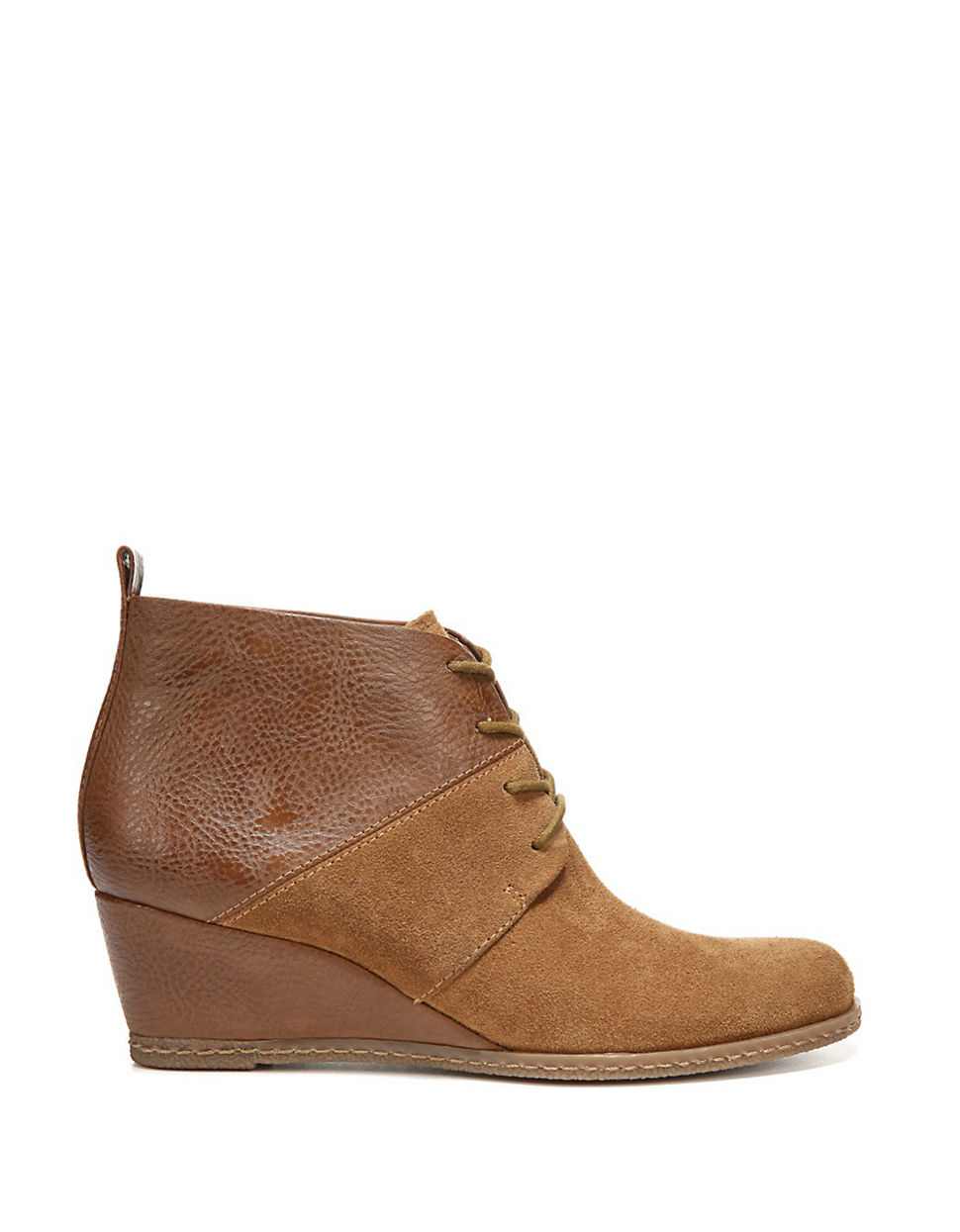 Find great deals on eBay for brown suede wedge booties. Shop with confidence.