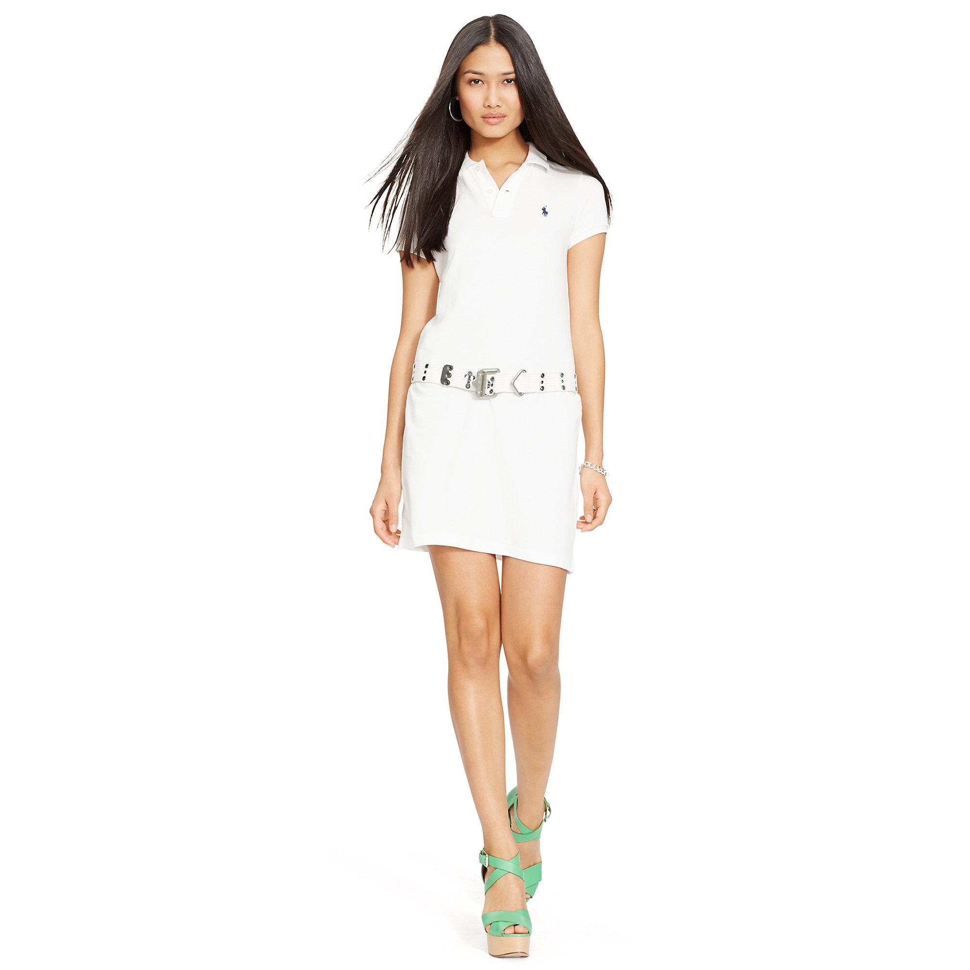 ralph lauren polo mesh shirt ralph lauren black and white dress