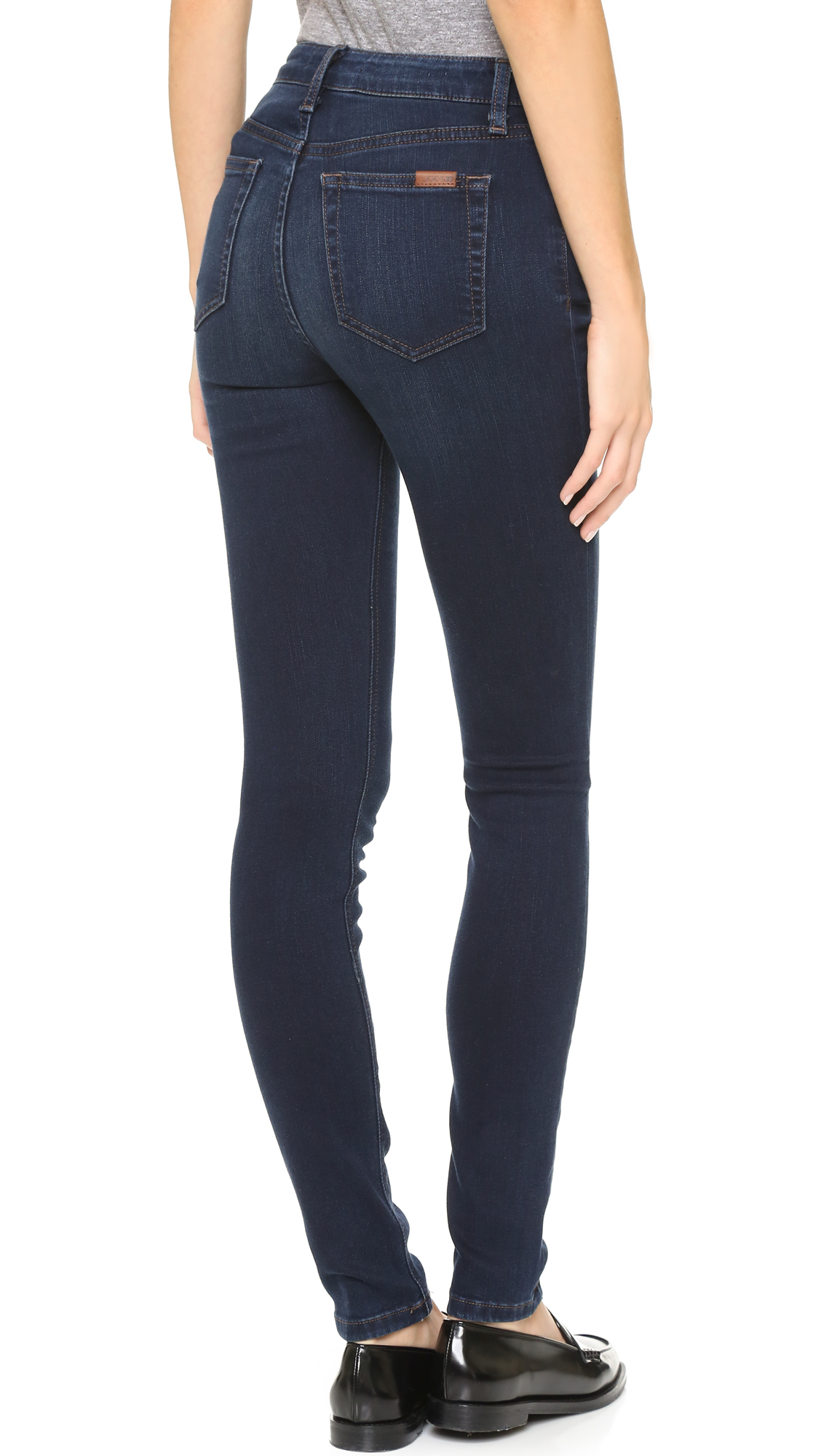 e62121238856 Lyst - Joe s Jeans Charlie High Rise Skinny Jeans in Blue