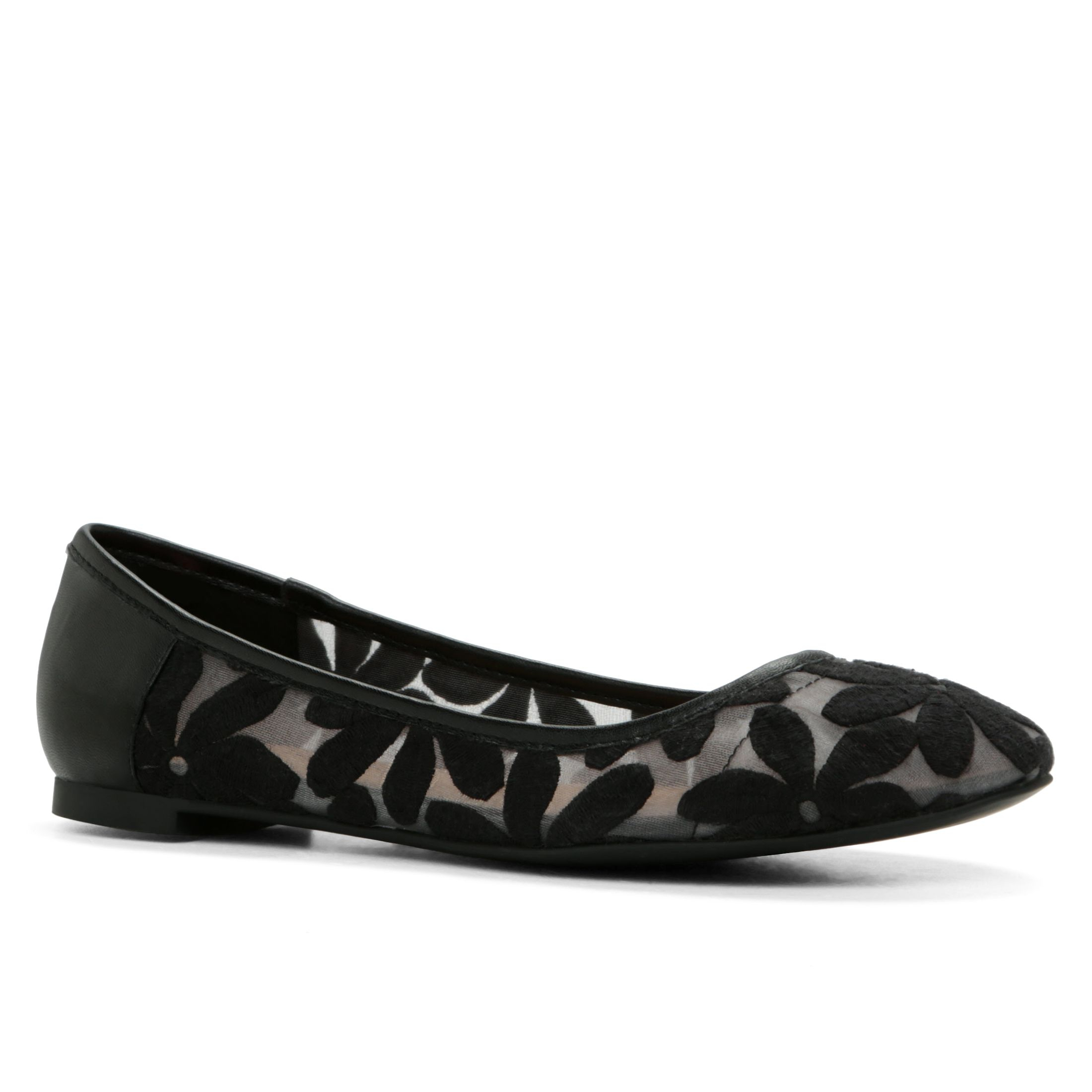 aldo chiresa ballerina shoes in black lyst