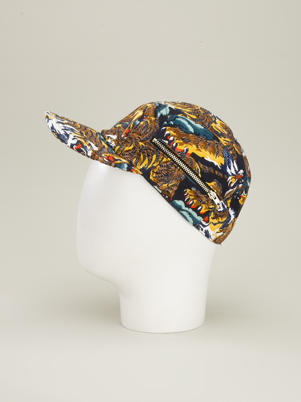 Lyst - KENZO Flying Tiger Cap for Men e673f62c306