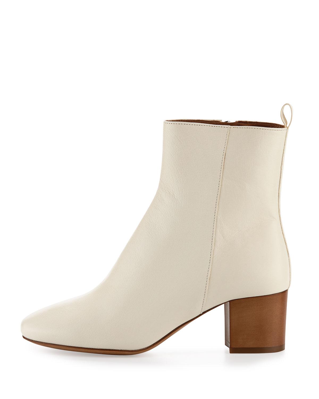 Isabel Marant Chunky heel boots Fake Low Shipping Fee Purchase Big Discount Online brFMZU4b6U