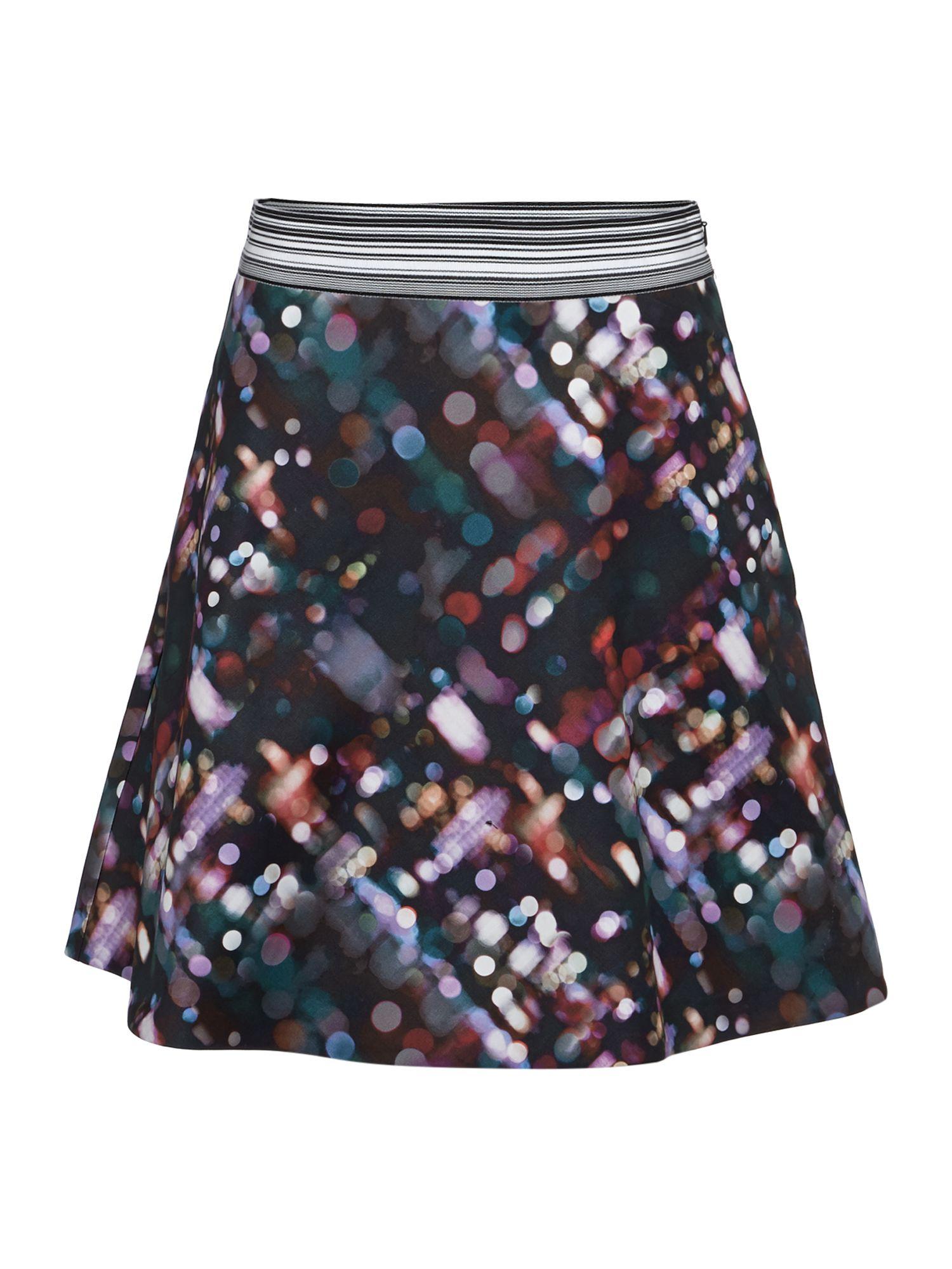 Multi Print Skirt 91