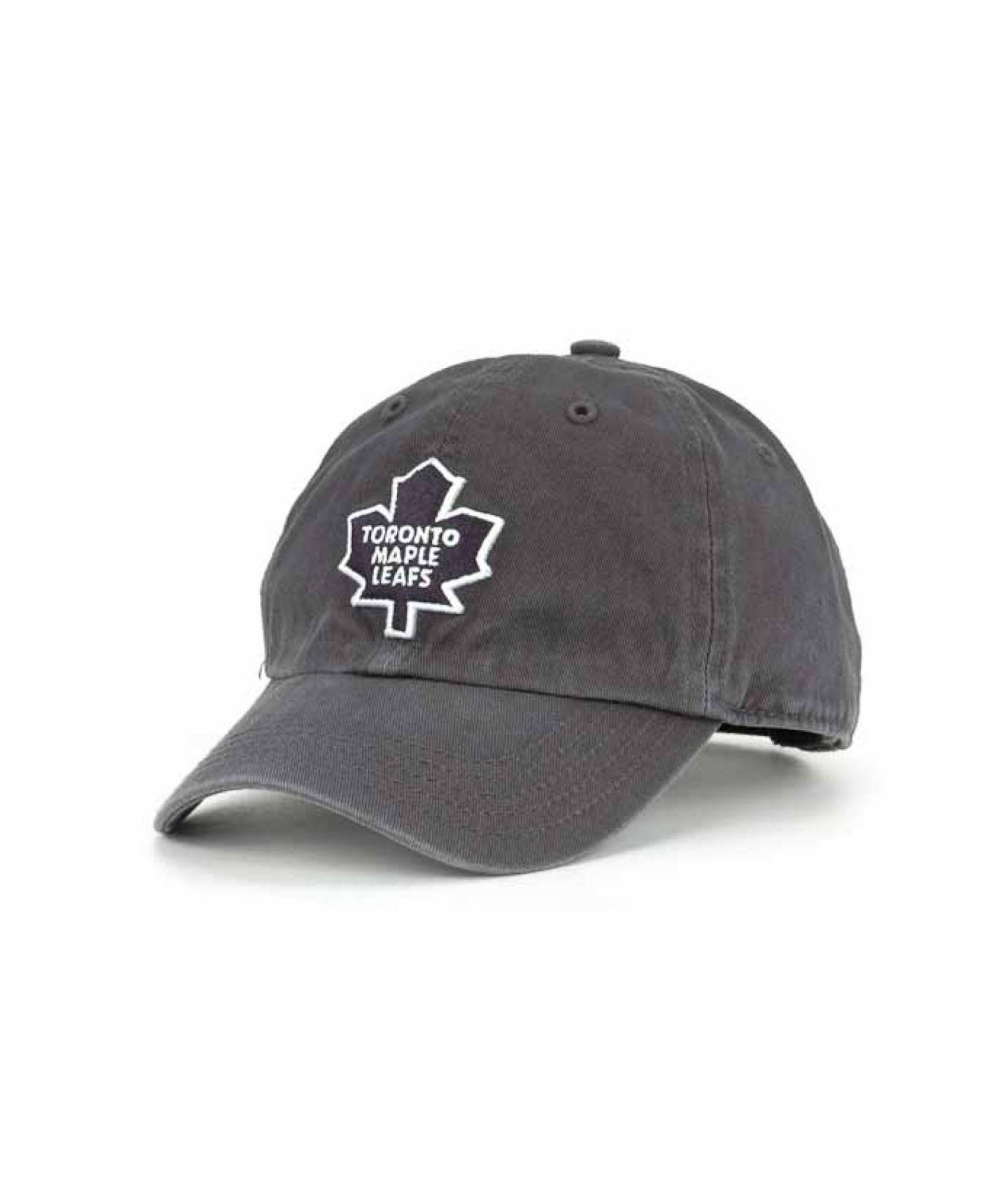 sale retailer 8488b 2de6c ... wholesale lyst 47 brand little kids toronto maple leafs clean up cap in  6c5aa 61161