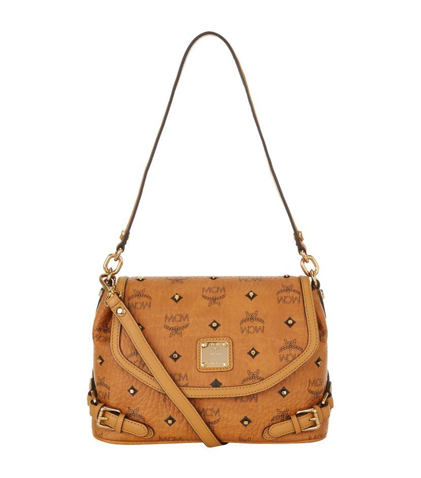 MCM Leather Satchel Bags & Handbags for Women | eBay