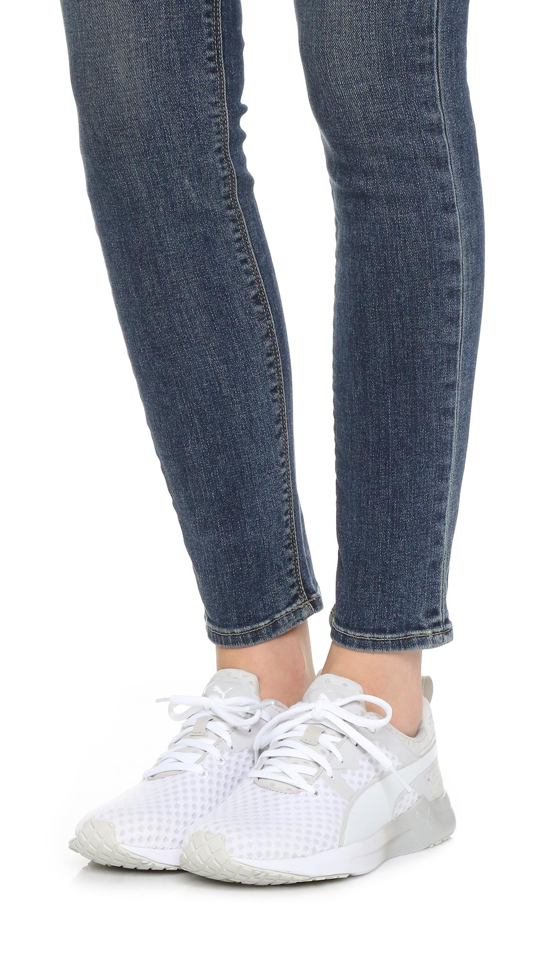 7da9bb0027697d Lyst - PUMA Pulse Xt V2 Core Sneakers in White