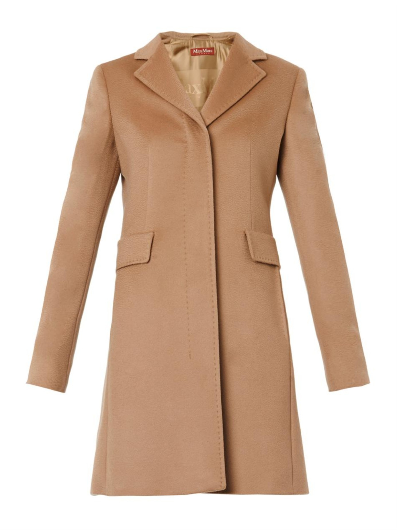 Cheap Sale Shop Offer Discount Shopping Online Max Mara Studio perfectly fitted coat Free Shipping Release Dates Clearance Low Shipping Fee Cheap Sale Low Shipping oSfJcO