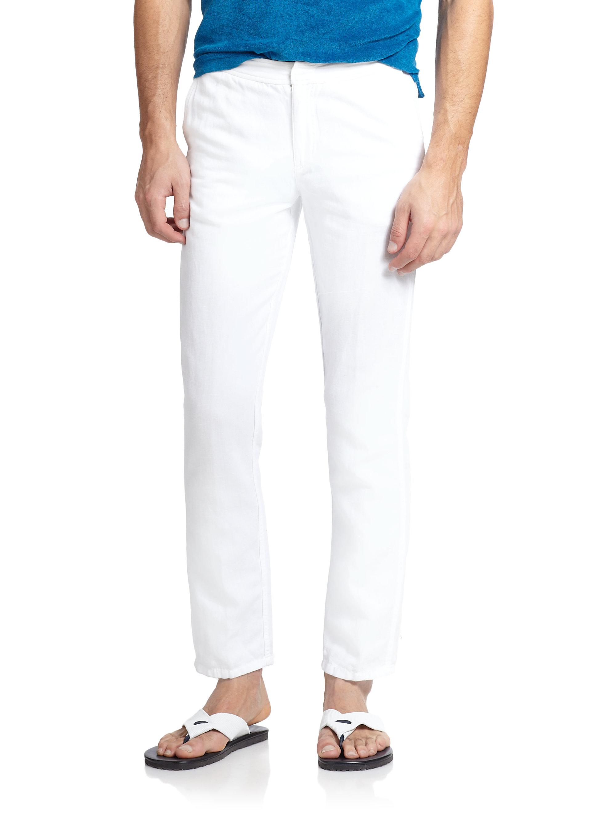 Pantalon - Short Marron Orlebar a9tNVHp4