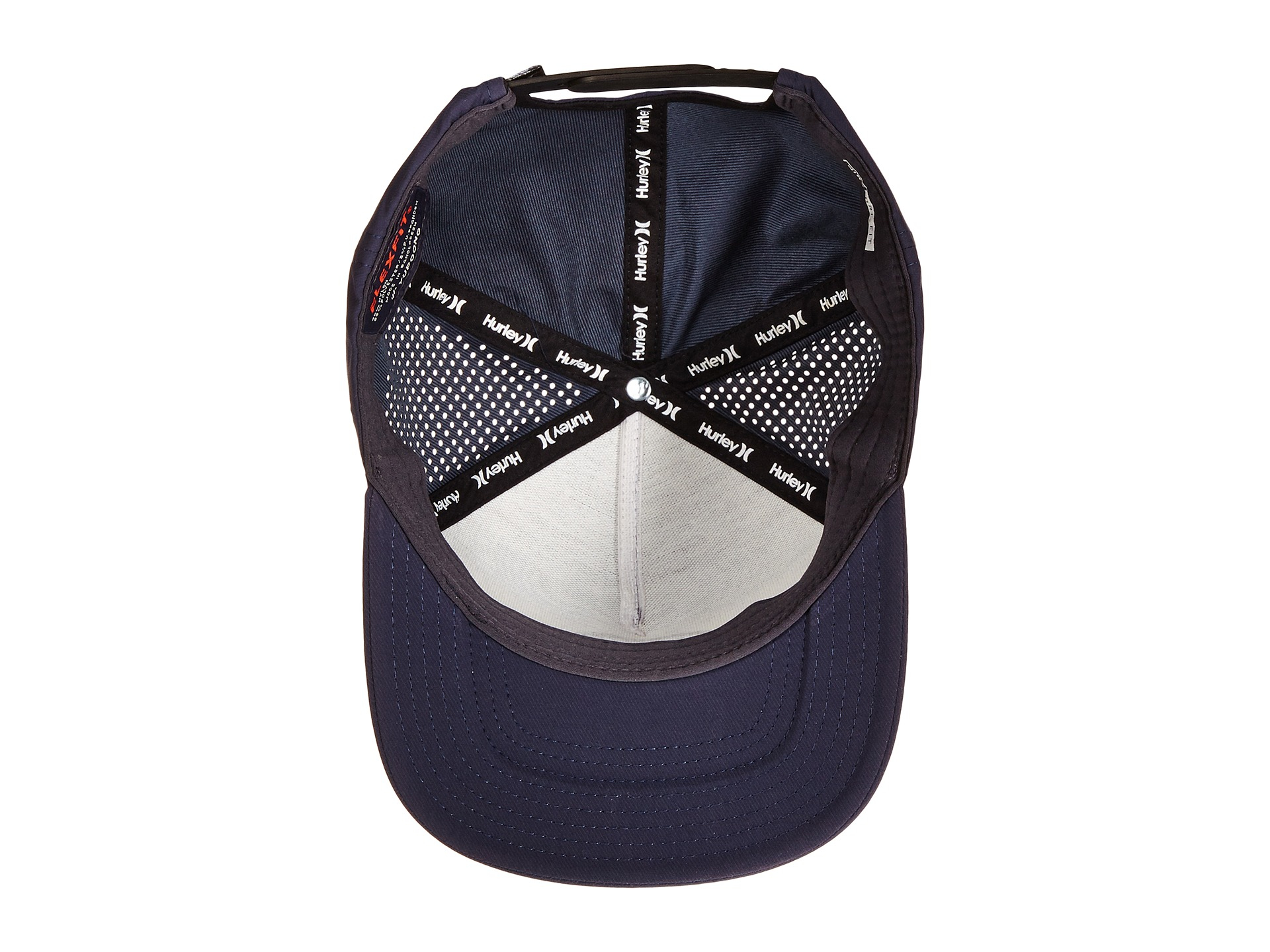 9c3f39d72ff ... promo code for lyst hurley dri fit icon adjustable hat in blue for men  619df 998f6