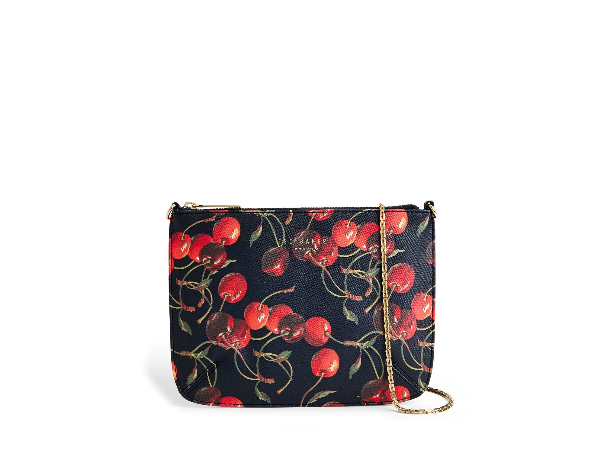 Lyst Ted Baker Cherrie Cheerful Cherry Crosshatch