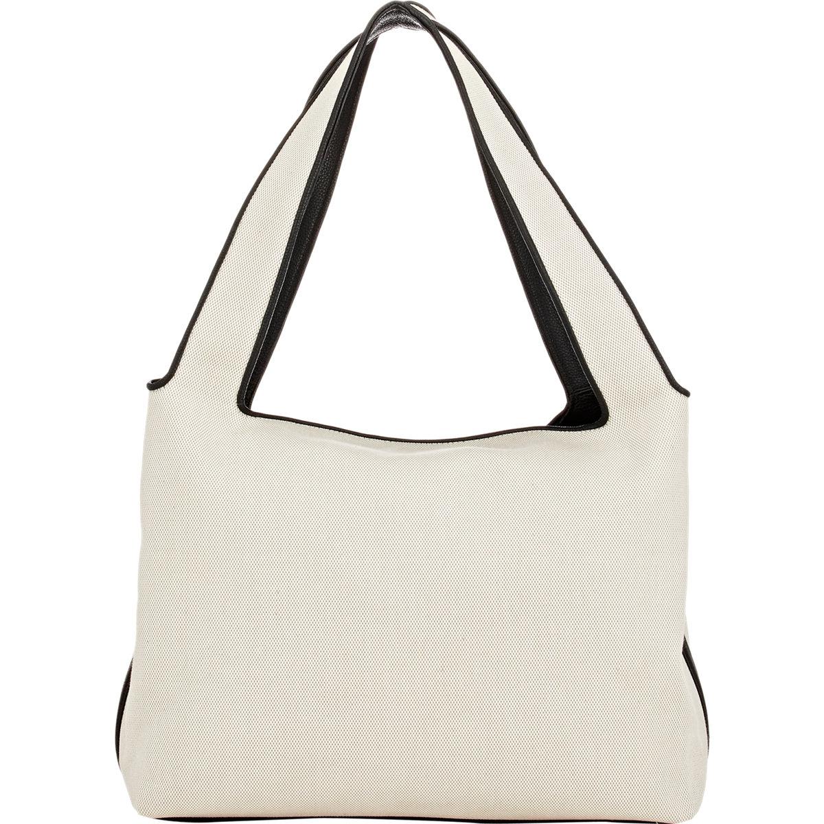 ac16a5c29e The Row Duplex Shoulder Bag in Natural - Lyst