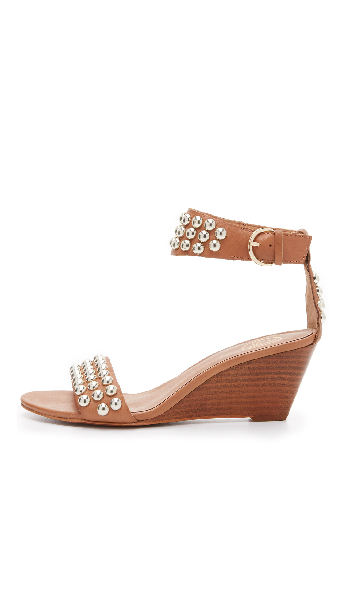 c4d9fd9f7a02 Lyst - Ash Dune Wedge Sandals in Brown
