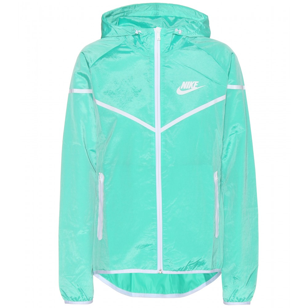 Nike Windrunner Jacket in Green - Lyst 8598d3eb3