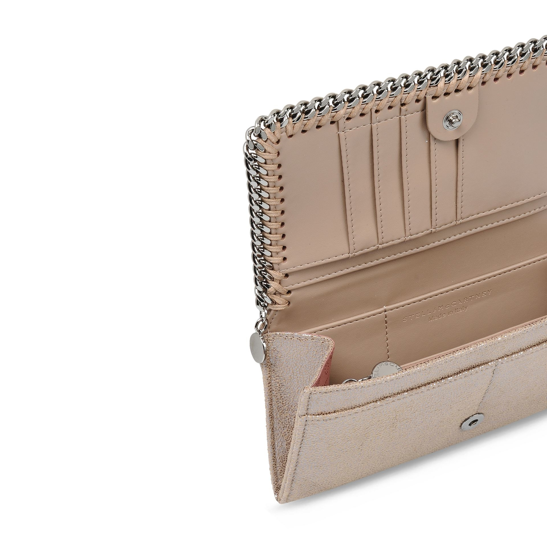 Falabella continental flap wallet Stella McCartney wI1tx