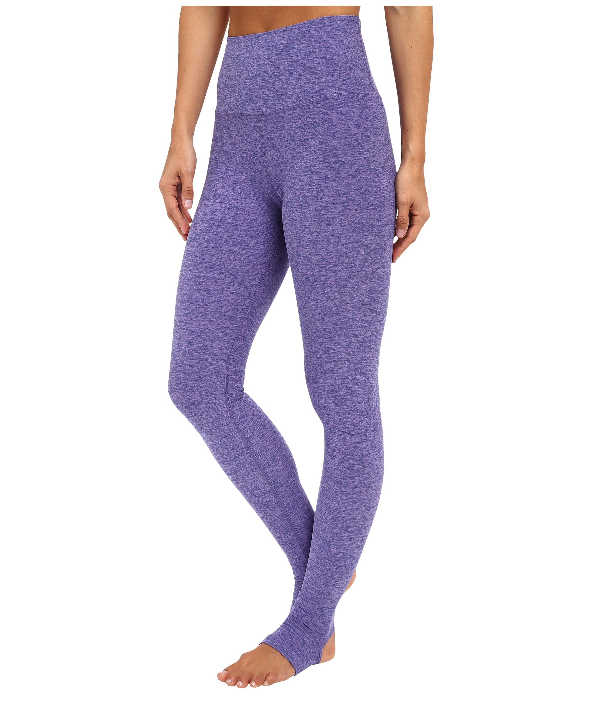 4544622e722e5c Beyond Yoga High Waist Stirrup Leggings in Blue - Lyst