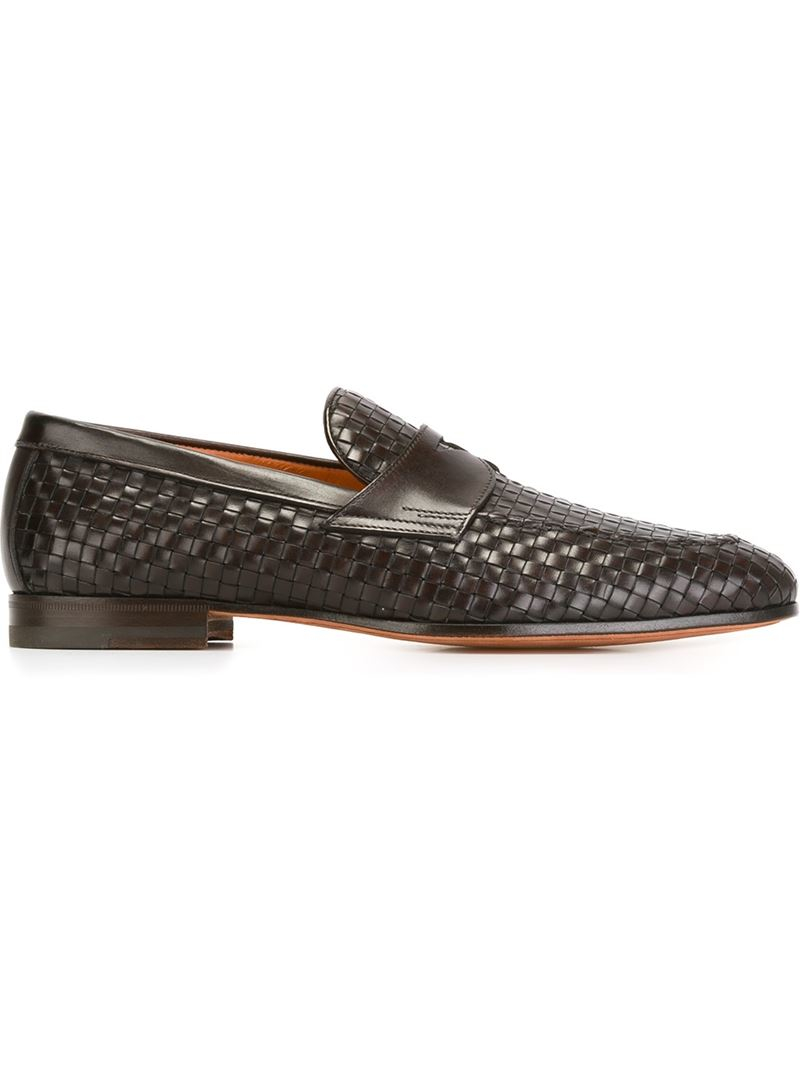 Vince Nico Suede Slip On Shoes