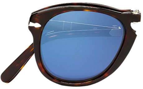Persol Po0714Sm 24/56 Suprema Folding Acetate Framed ...