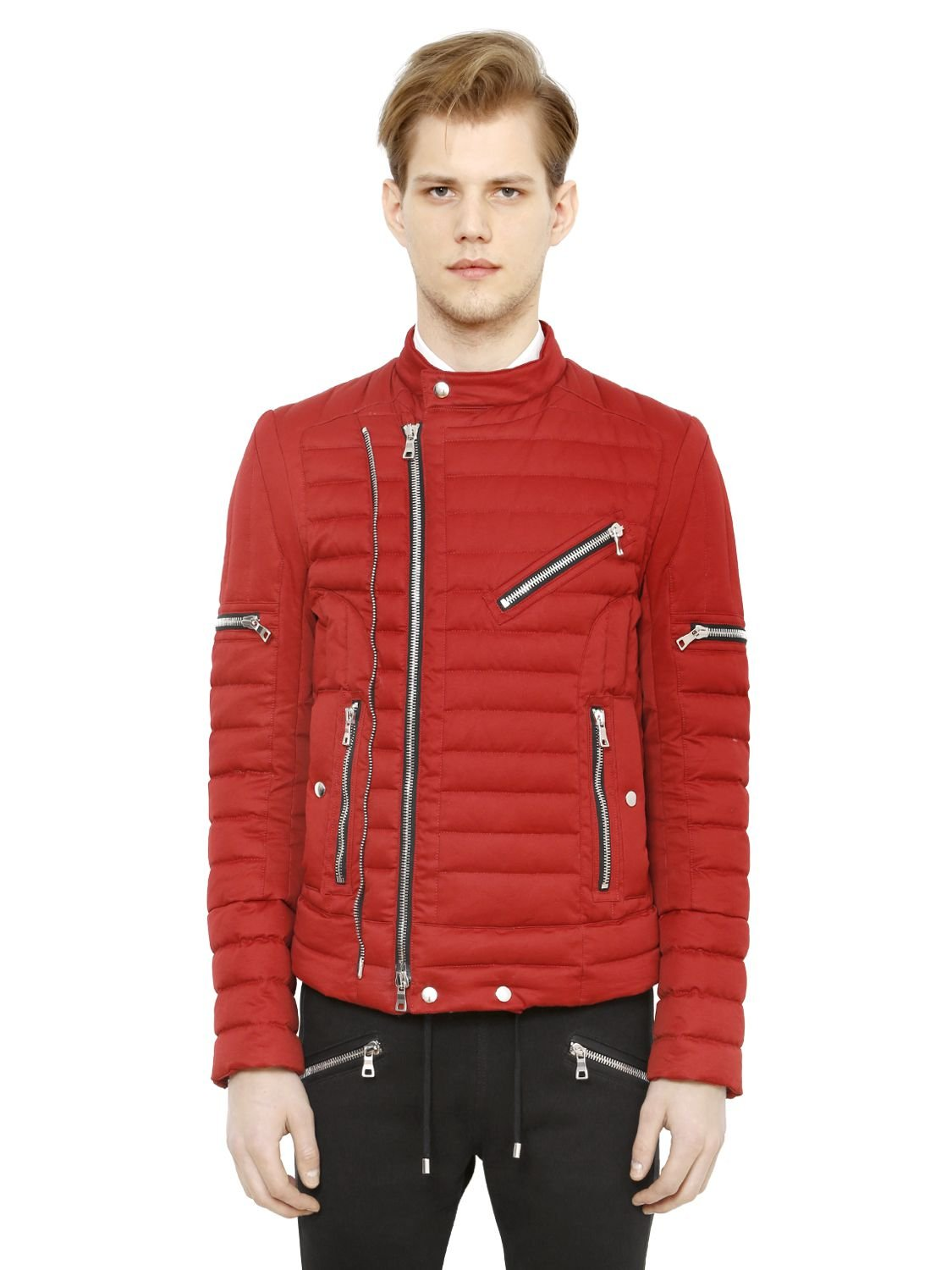 Buy Balmain clothing & accessories and get Free Shipping & Returns in USA. Shop online the latest FW18 collection of Balmain for Men on SSENSE and find the perfect clothing & accessories for you among a great selection.