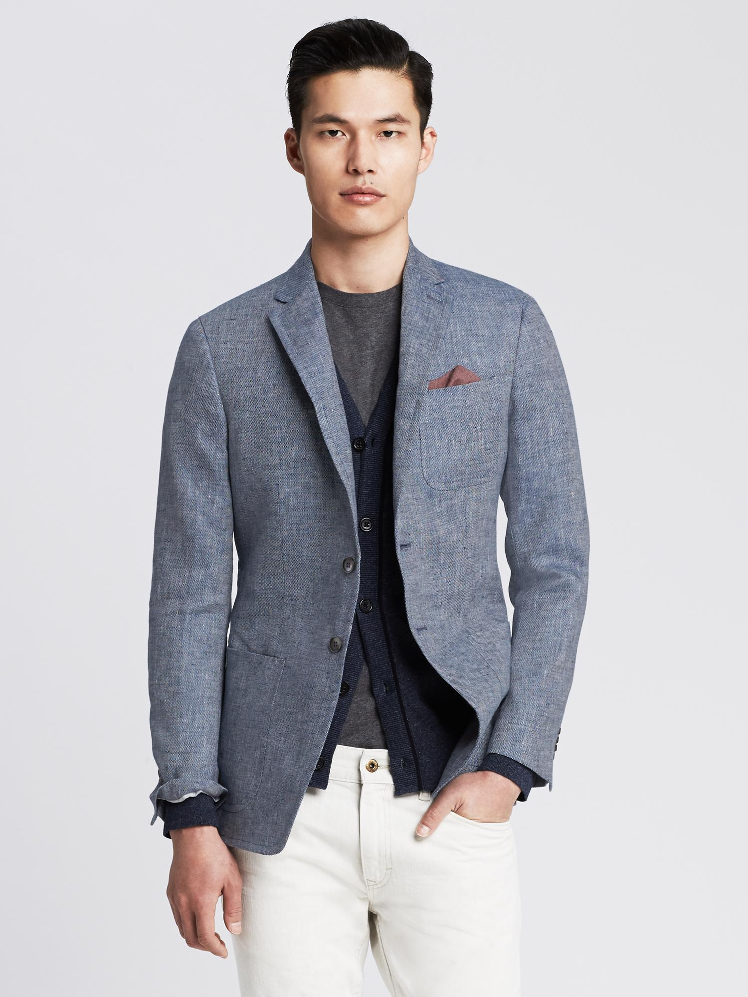 Banana Republic Sport Coat Photo Album - Reikian