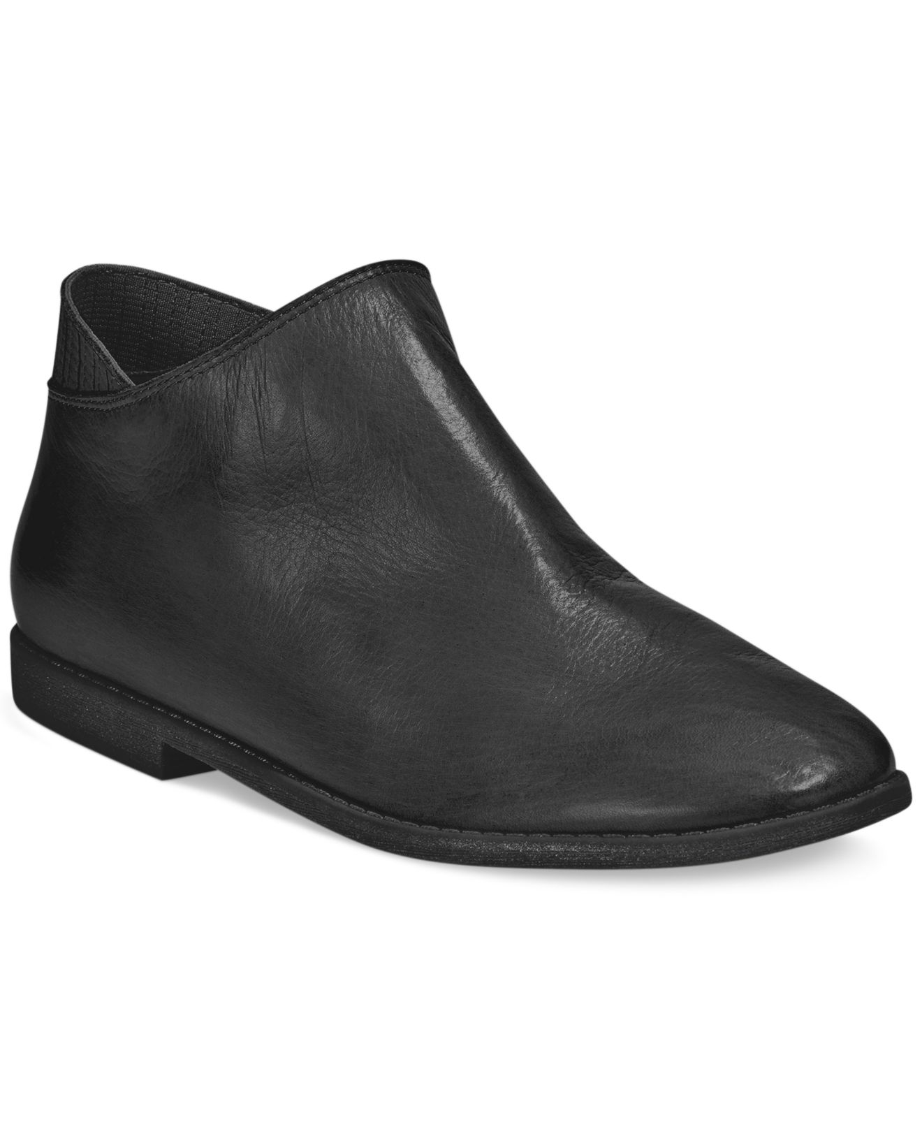 Lyst Kenneth Cole Reaction Women S Vin Win Booties In Black
