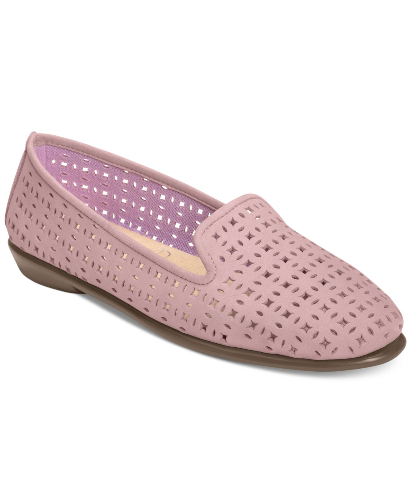 Aerosoles You Betcha Flats In Purple Lyst