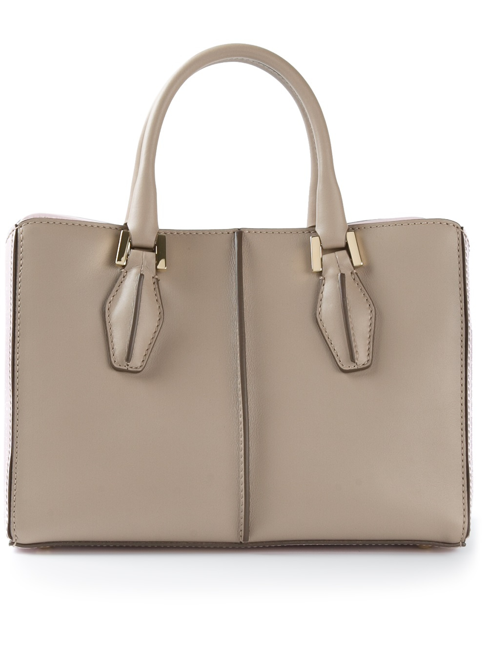 Lyst Tod S Tote Bag In Brown