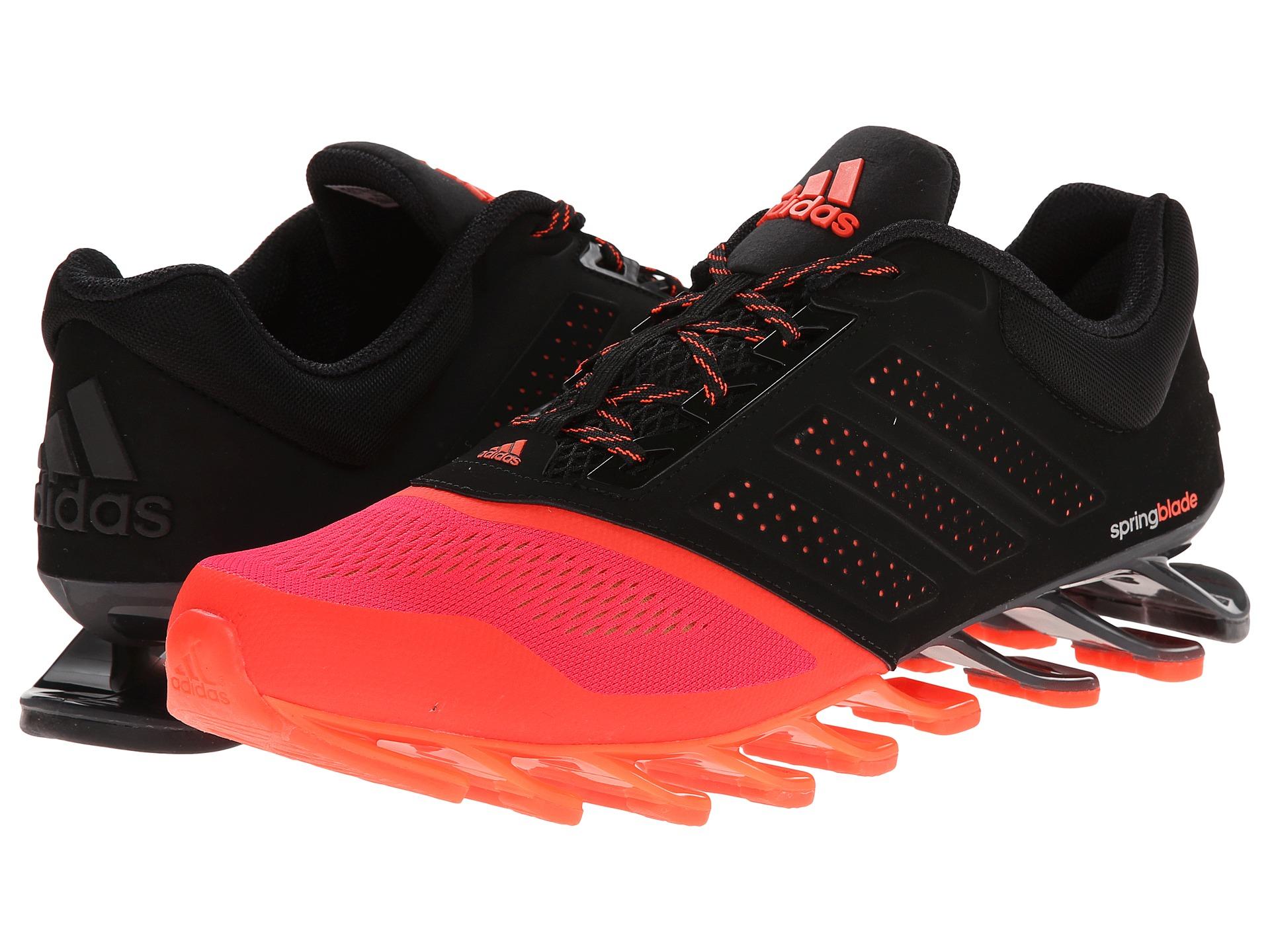 Lyst - adidas Springblade Split M in Red for Men b4253dfa7e
