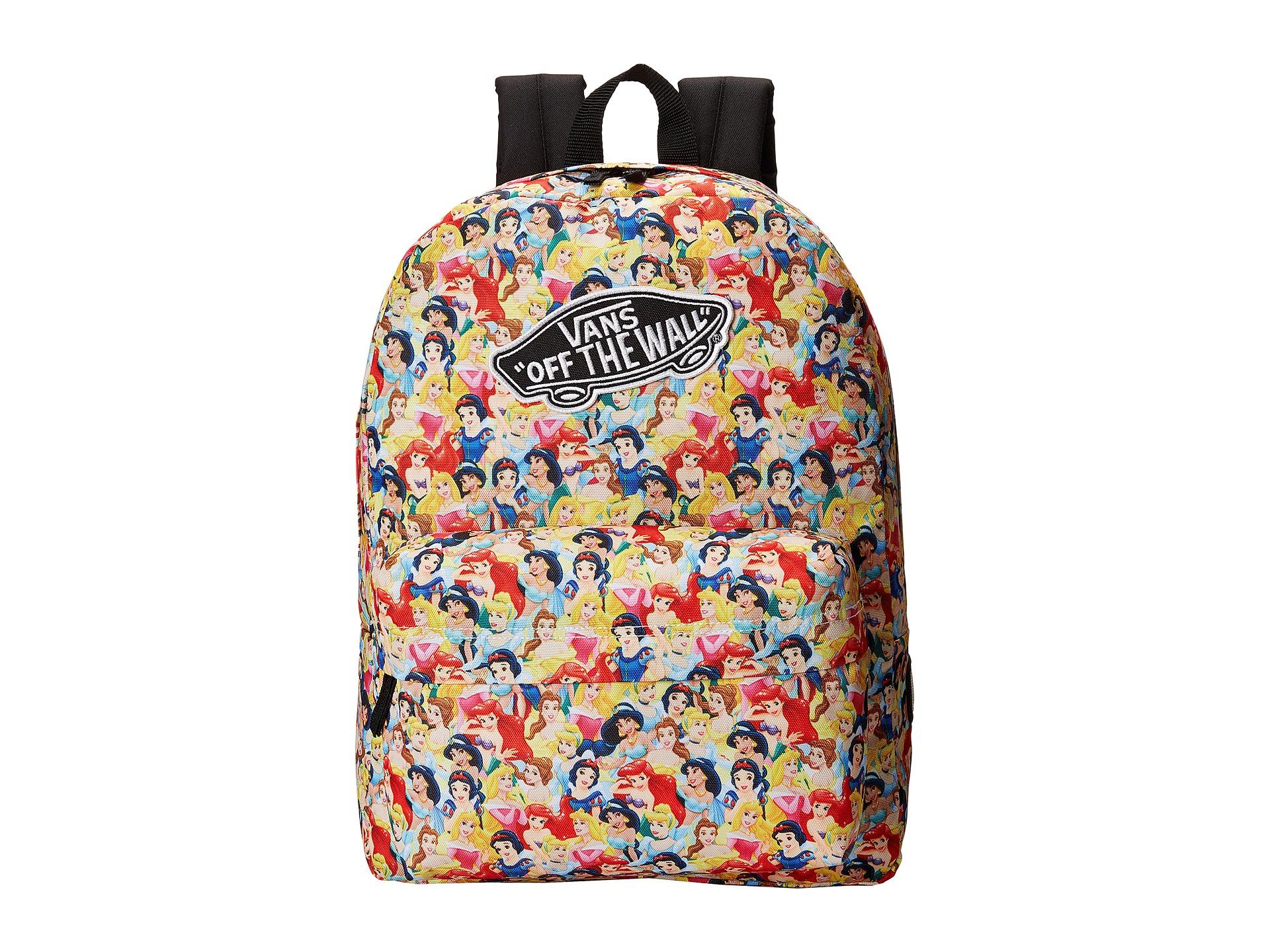 b484041e76 Gallery. Gallery. Lyst Vans Disney Backpack ...