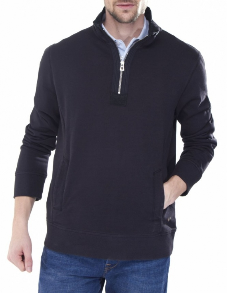 hugo boss half zip sweater lera sweater. Black Bedroom Furniture Sets. Home Design Ideas