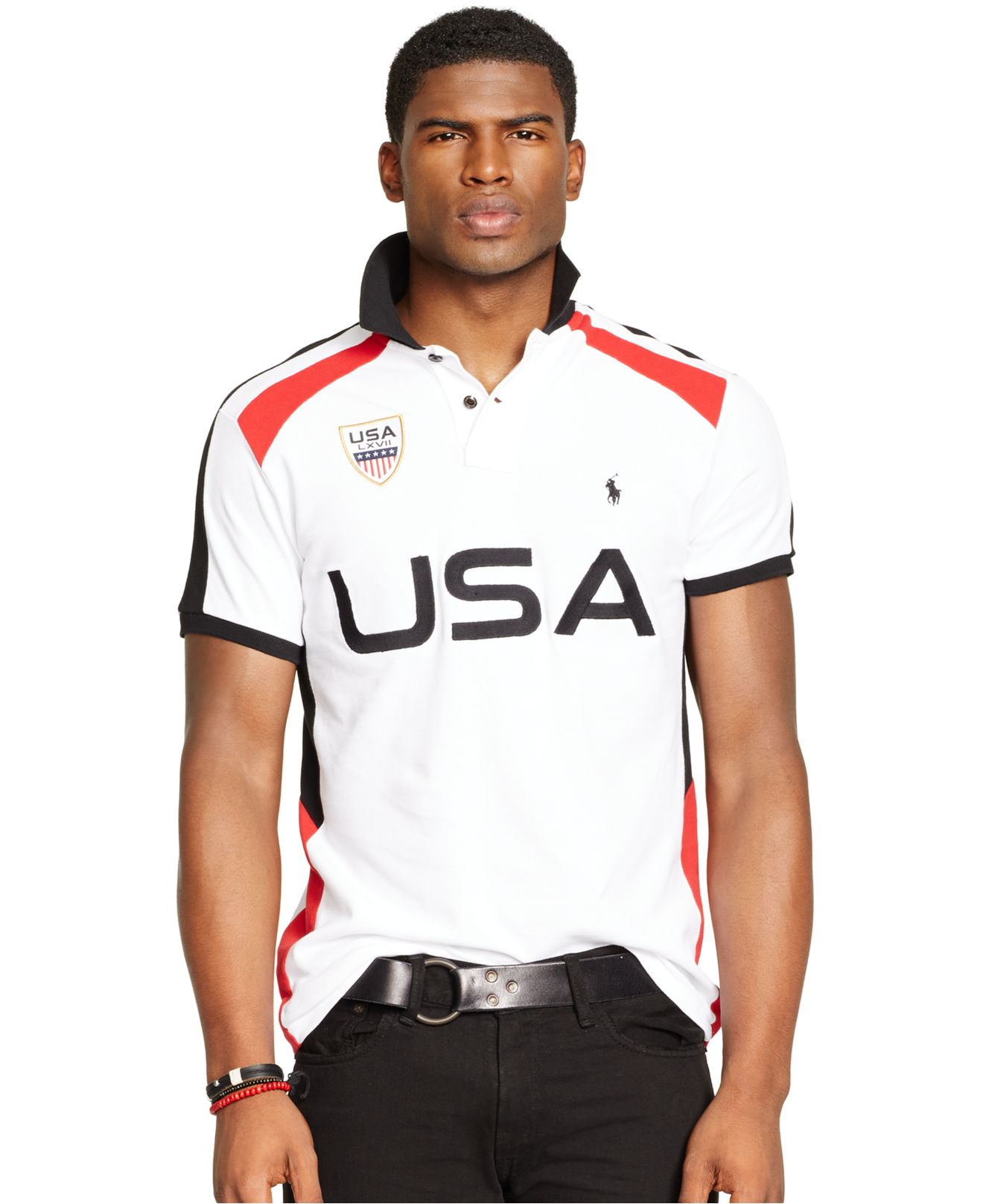 Gallery Buy Polo Ralph Lauren Men\u0026#39;s White ...
