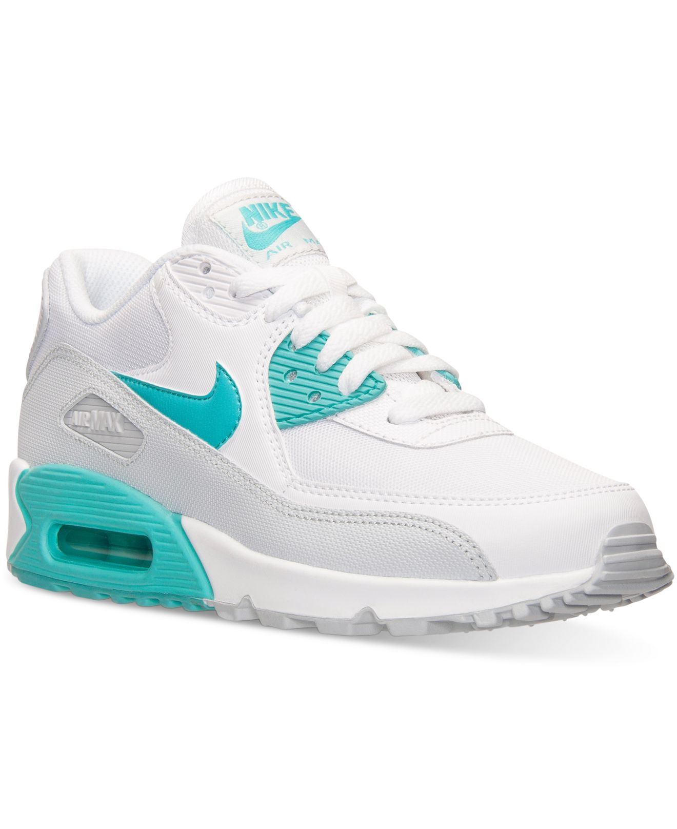 the latest 2c0d9 0351f ... discount nike womens air max 90 essential running sneakers from . 6bf12  cb686