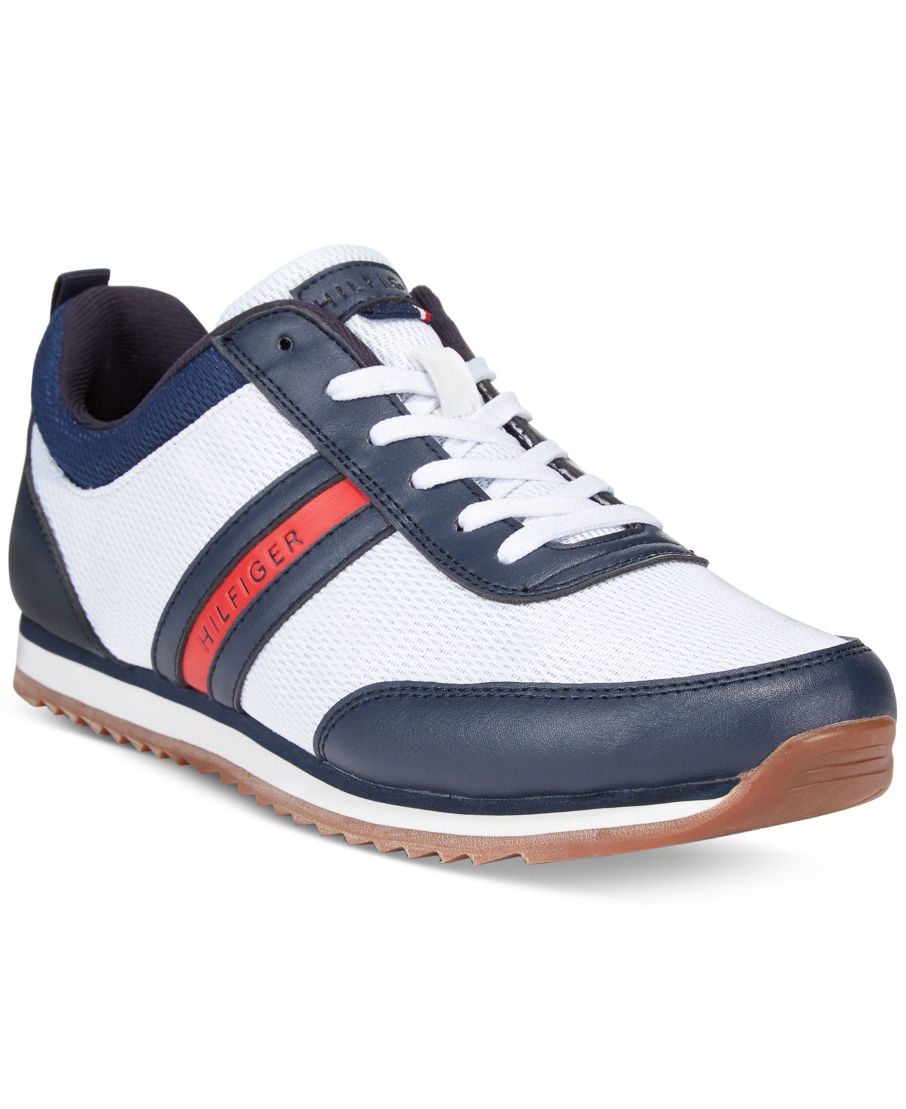 Tommy hilfiger Fonzie Sneakers in Blue for Men  Lyst