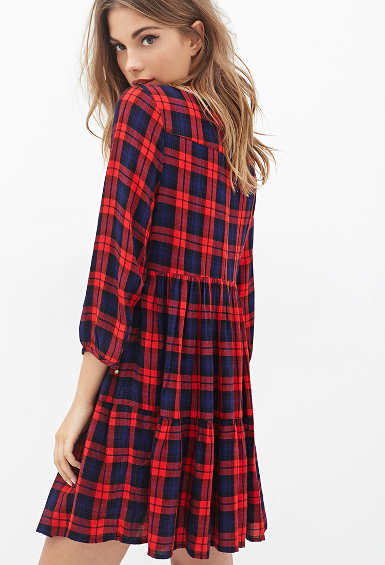 9d5fd0a1b1 Gallery. Women s Babydoll Dress Women s Plaid Dresses