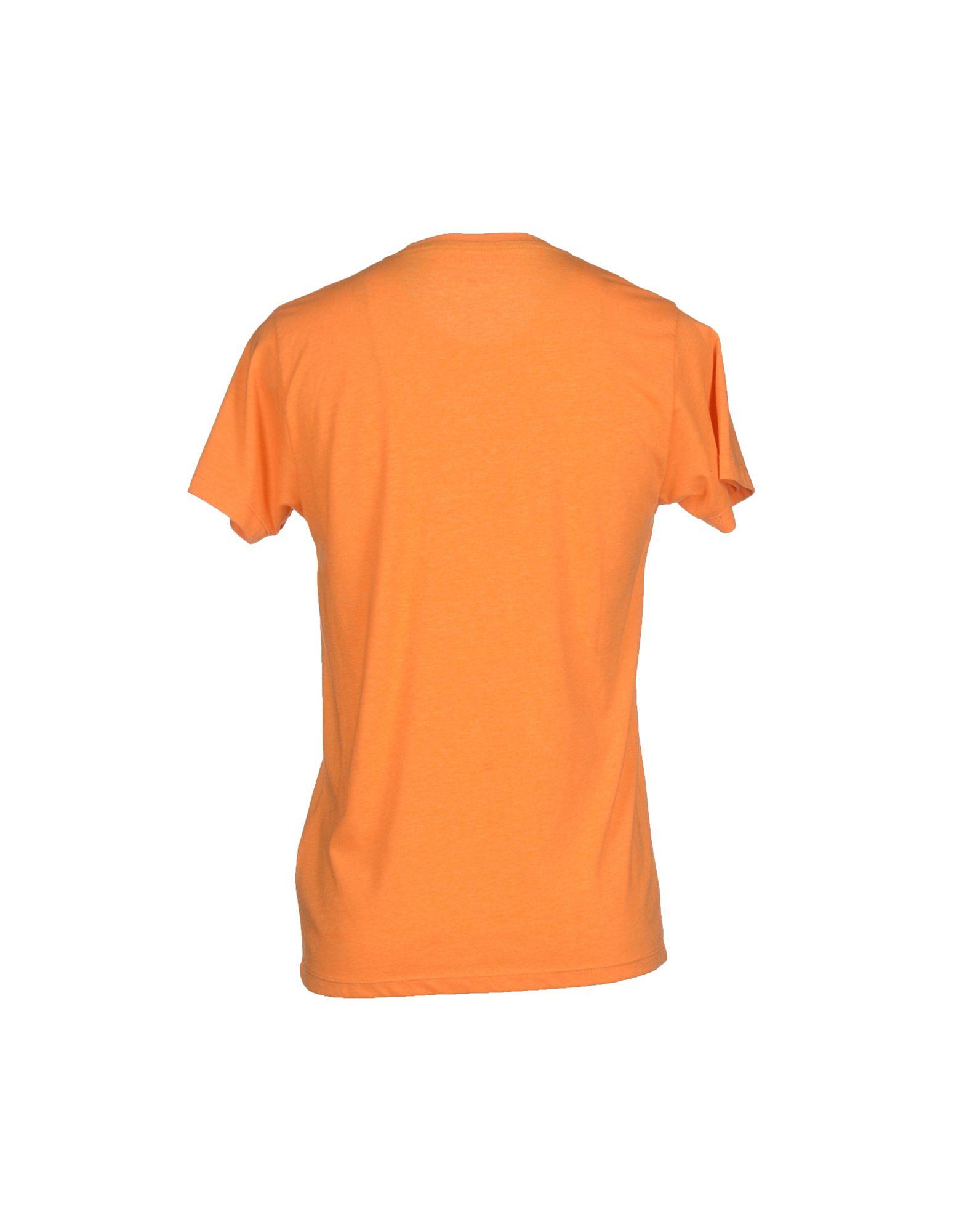 lyst originals by jack jones t shirt in orange for men. Black Bedroom Furniture Sets. Home Design Ideas