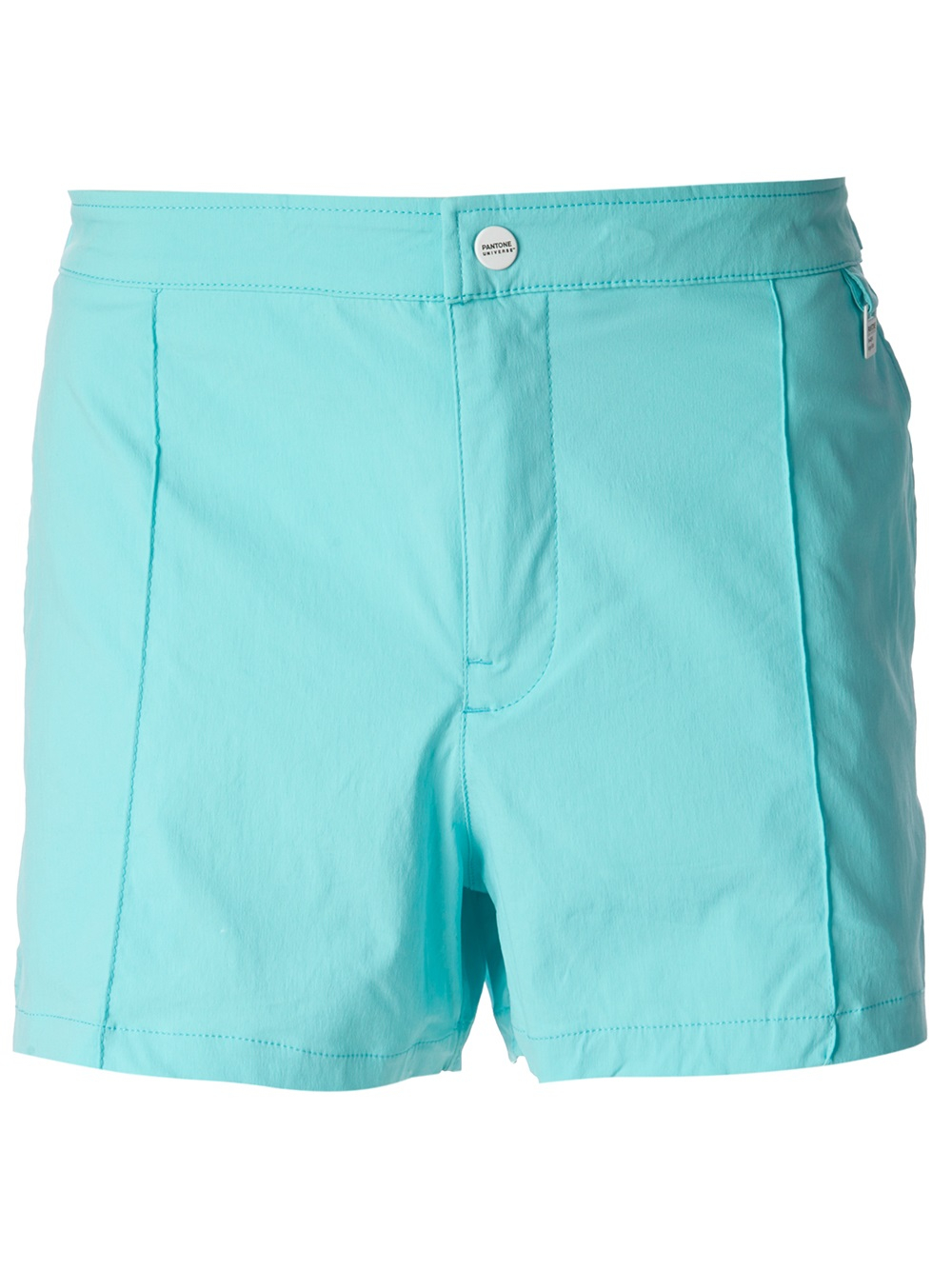 0dbf5005d09e3 Lyst - Pantone Classic Swimming Shorts in Blue for Men