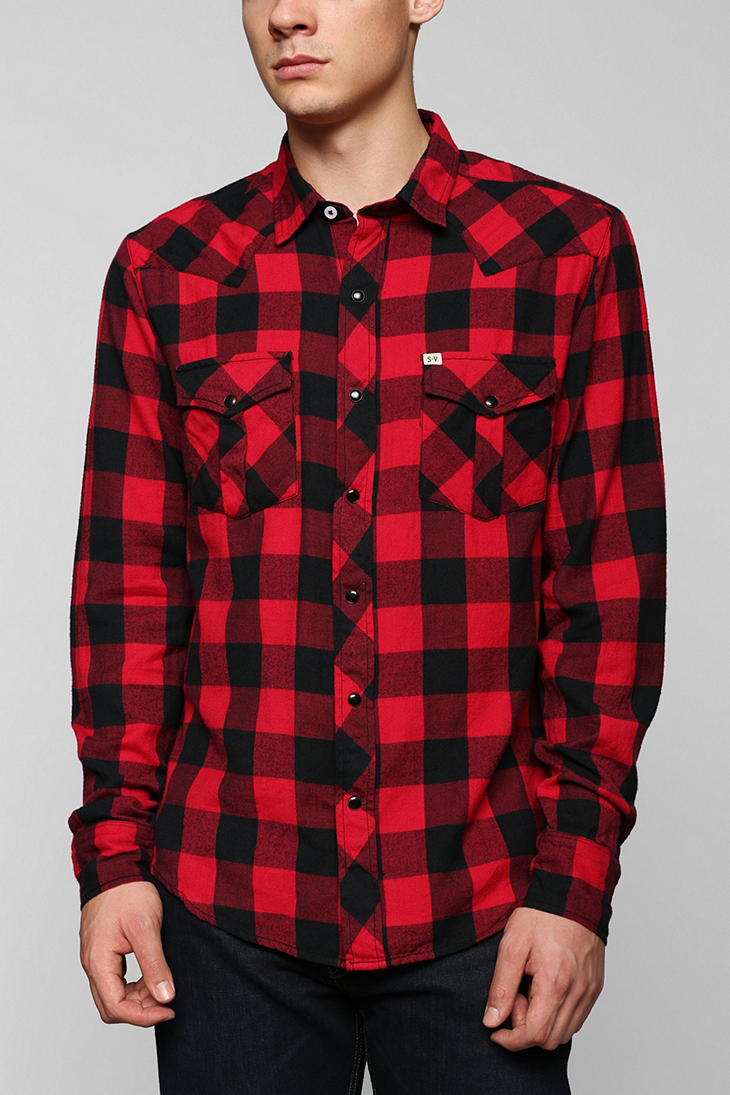 button down flannel shirts is shirt