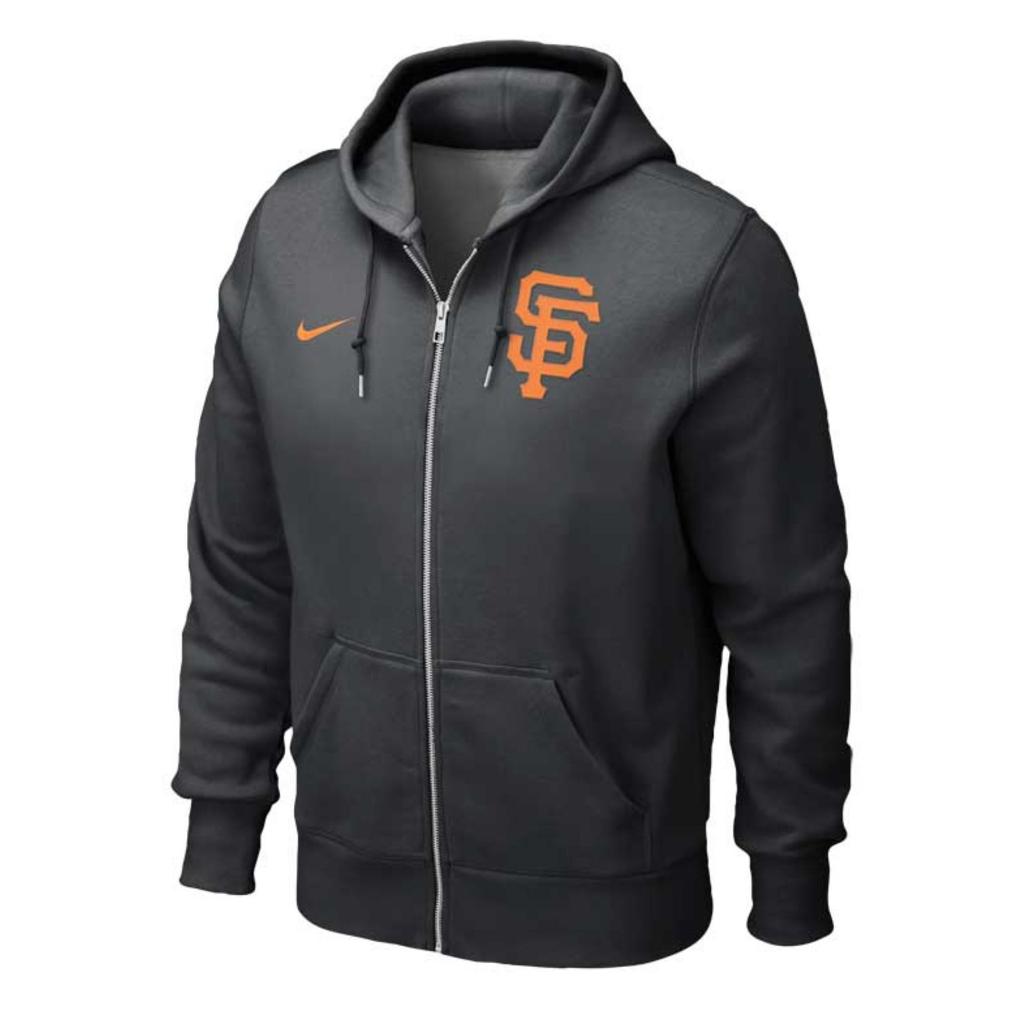 Sf giants zip up hoodie