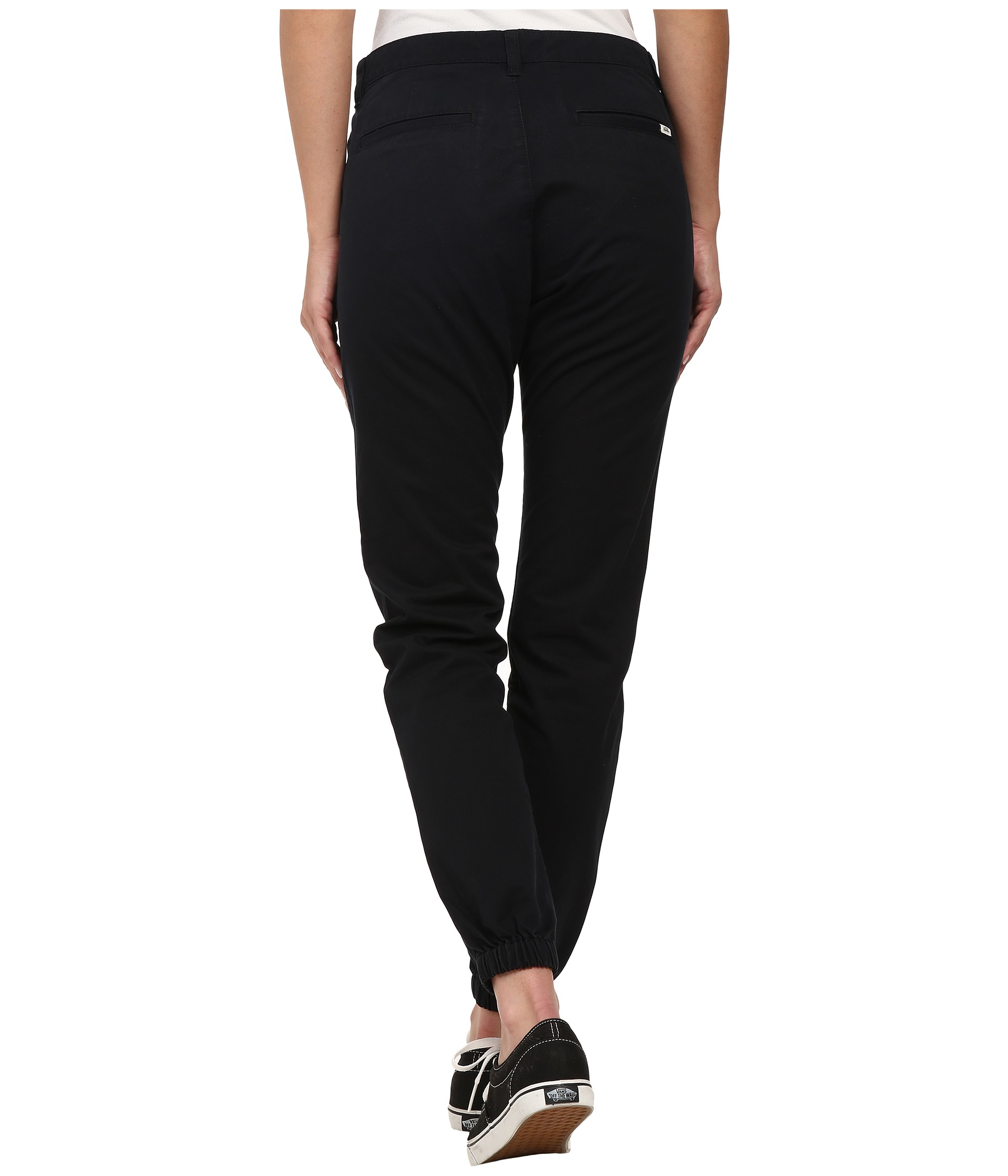 Creative 24 Lastest Jogger Pants Women With Vans | Sobatapk.com