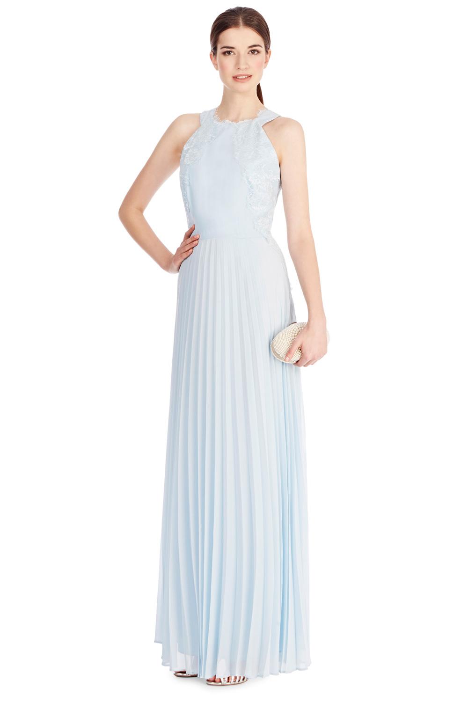 Coast Sadie Maxi Dress in Blue | Lyst
