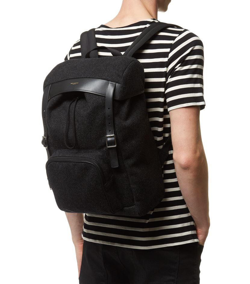 08399e339c Saint Laurent Backpack