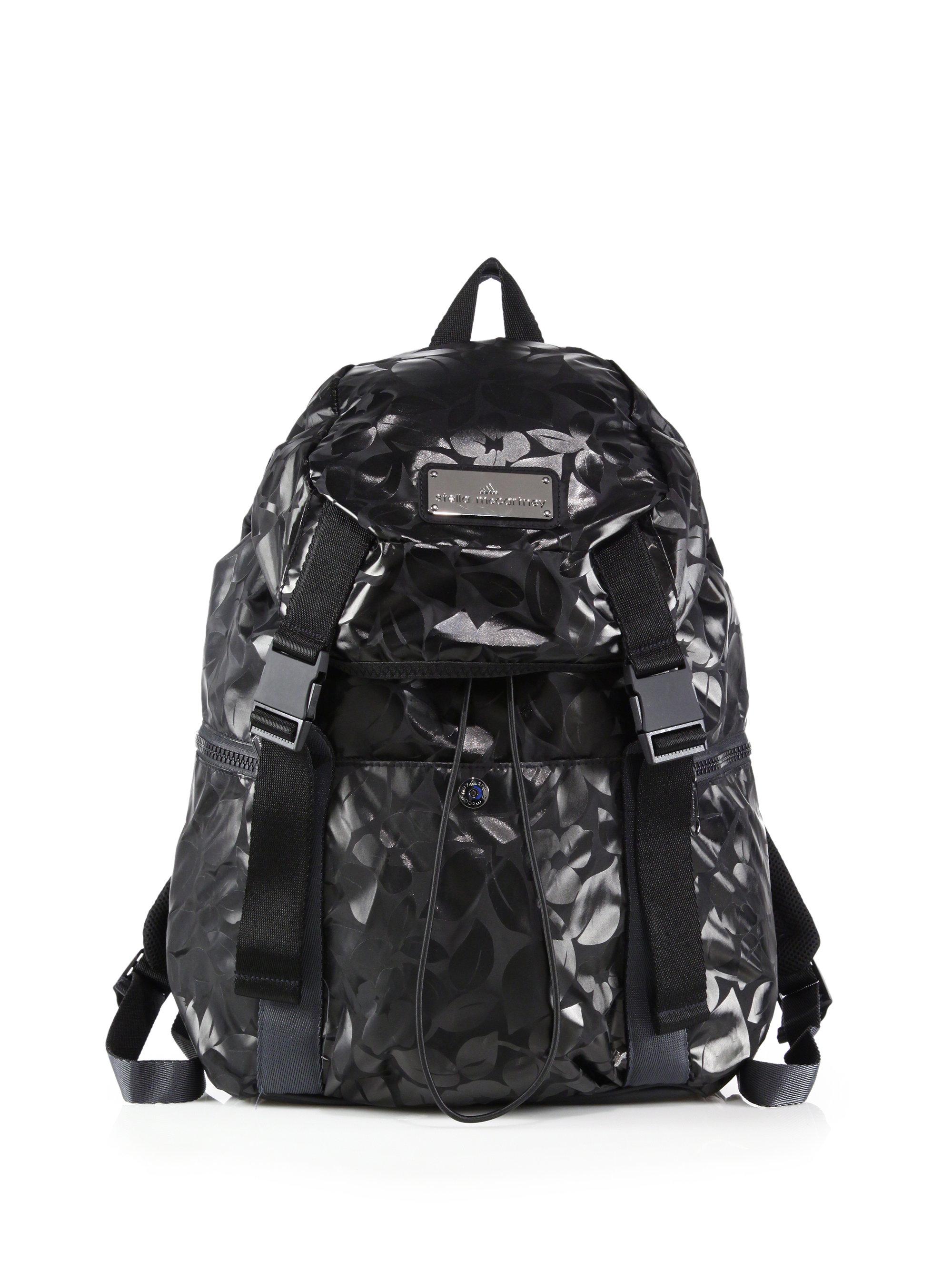 Adidas by stella mccartney Printed Weekender Backpack in ...