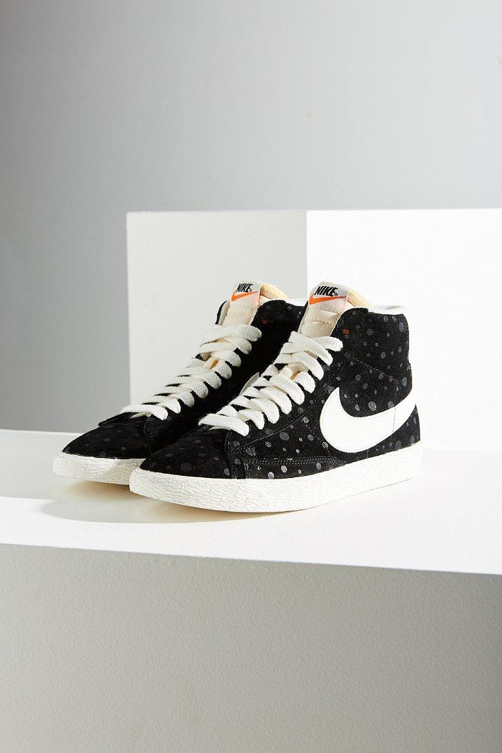 Nike Blazer Paroi Textile Mi Cru