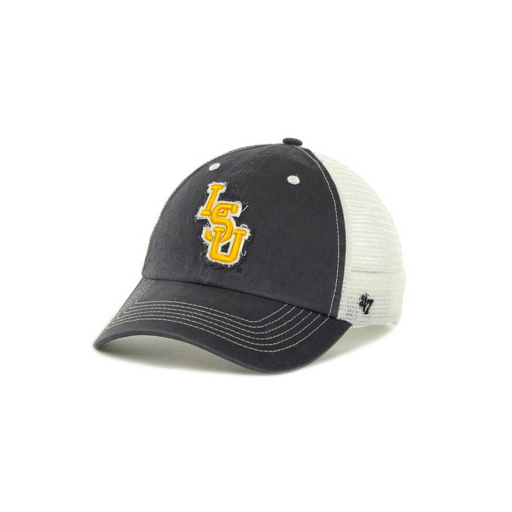 237ea4a4a8aa81 ... hat purple cfe06 11b46; greece lyst 47 brand lsu tigers ncaa blue  mountain franchise cap in blue d47c0 0828e