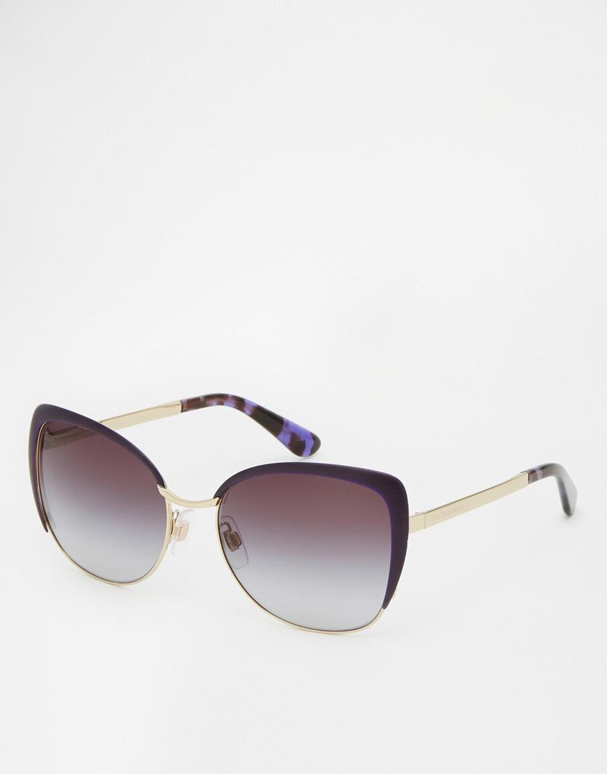 0563f200f5c8d In Eye Blue amp  Lyst And Cat Dolce Sunglasses Gabbana Ba0fqR