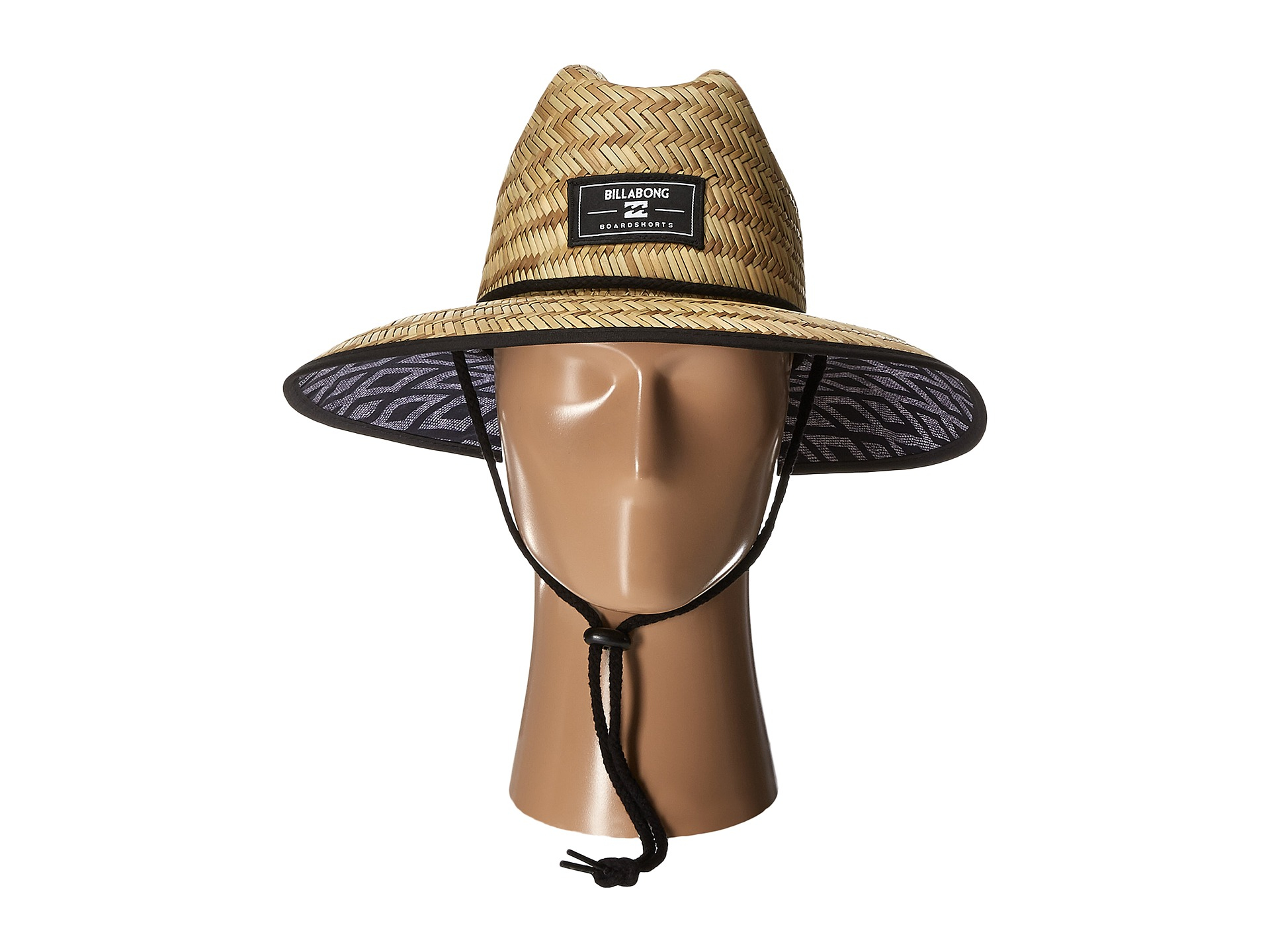 2f1f01469ba97 Billabong Brolock Hat in Natural for Men - Lyst