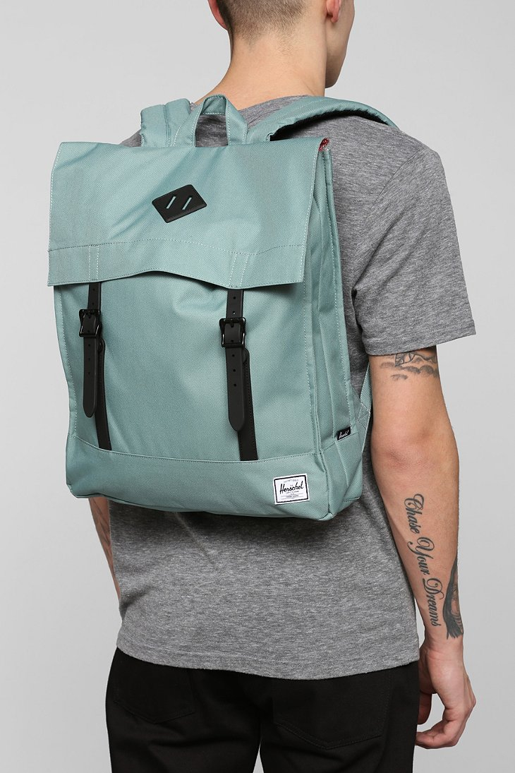 78924c8dbfa Lyst - Herschel Supply Co. Survey Backpack in Blue for Men