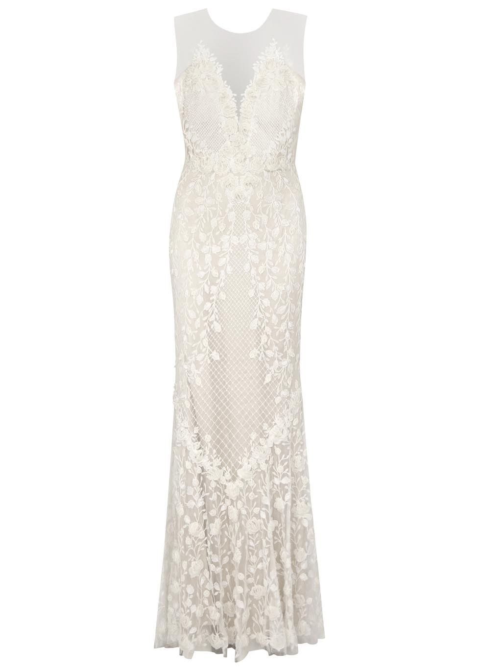 Fine Catherine Deane Simone Gown Gift - Wedding and flowers ...