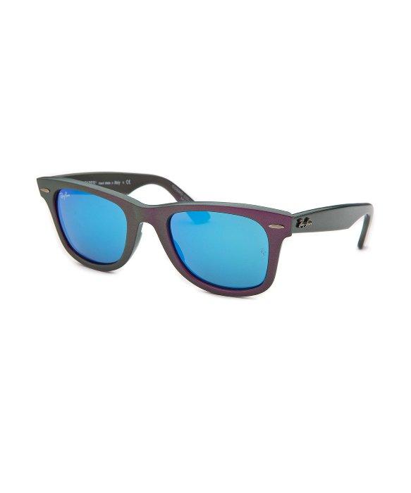 Lyst - Ray-Ban Women s Original Wayfarer Summer Purple Sunglasses in ... bf6fd6dcec