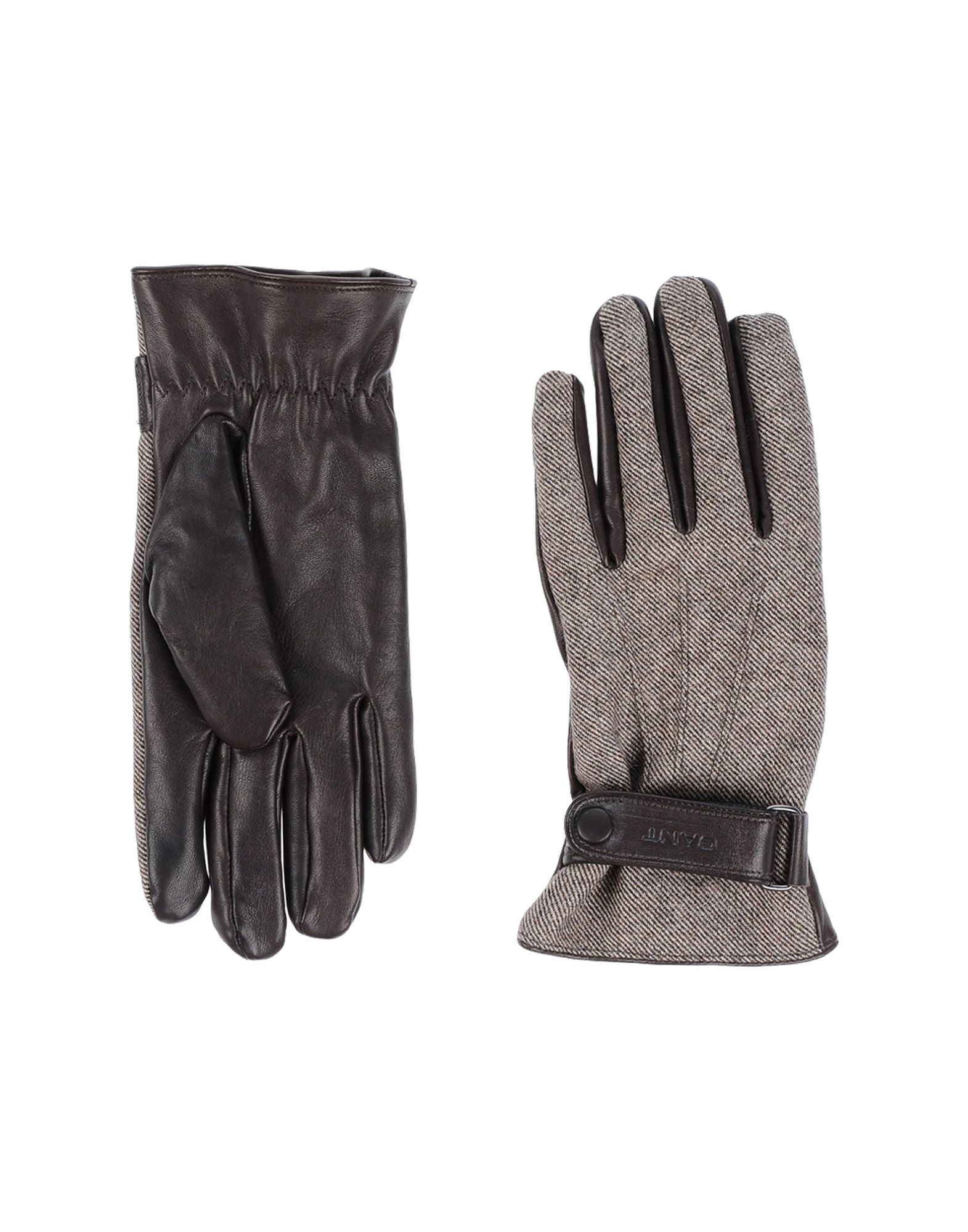 lyst gant gloves in brown for men. Black Bedroom Furniture Sets. Home Design Ideas