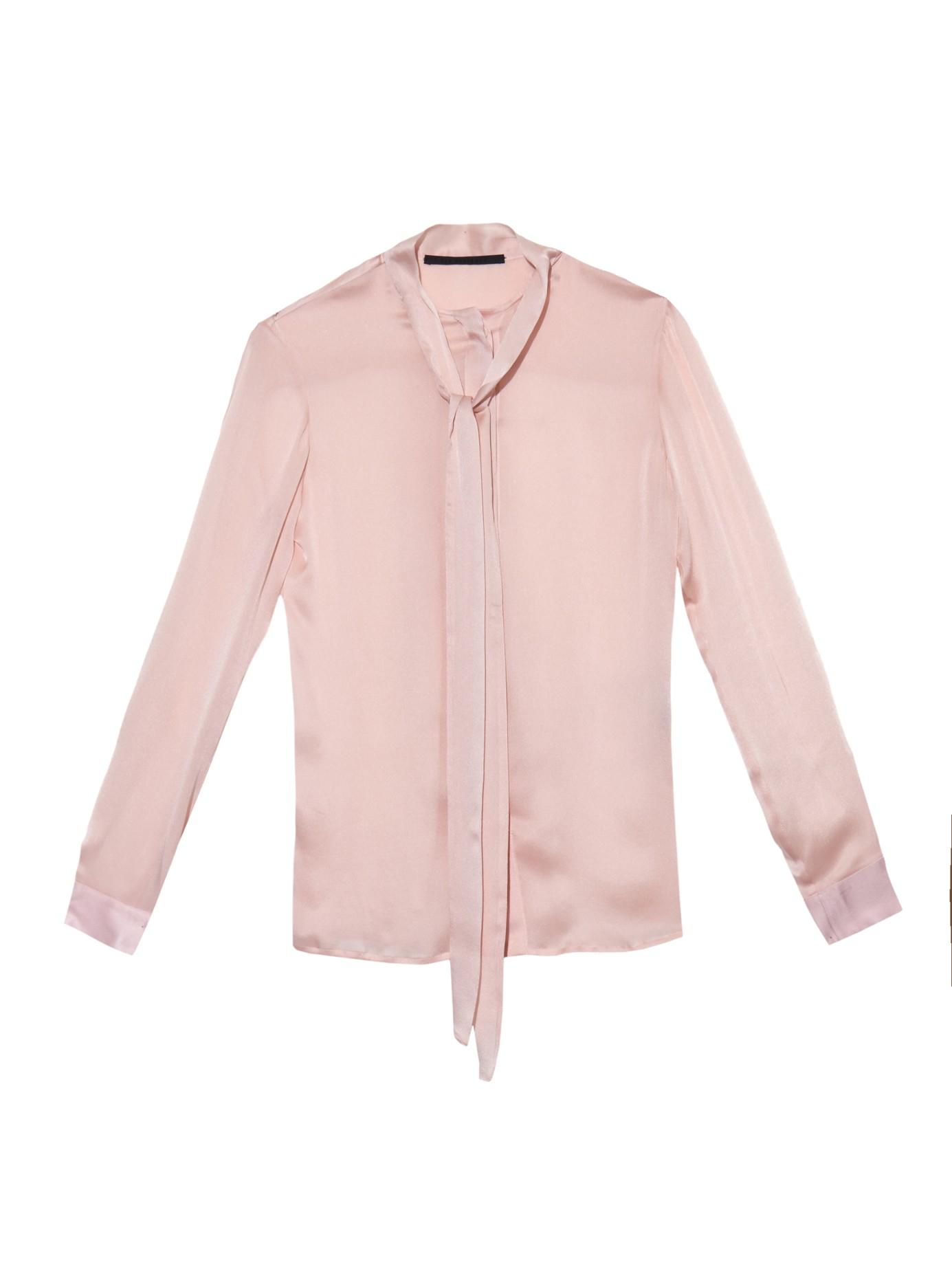 haider-ackermann-light-pink-scarf-collar